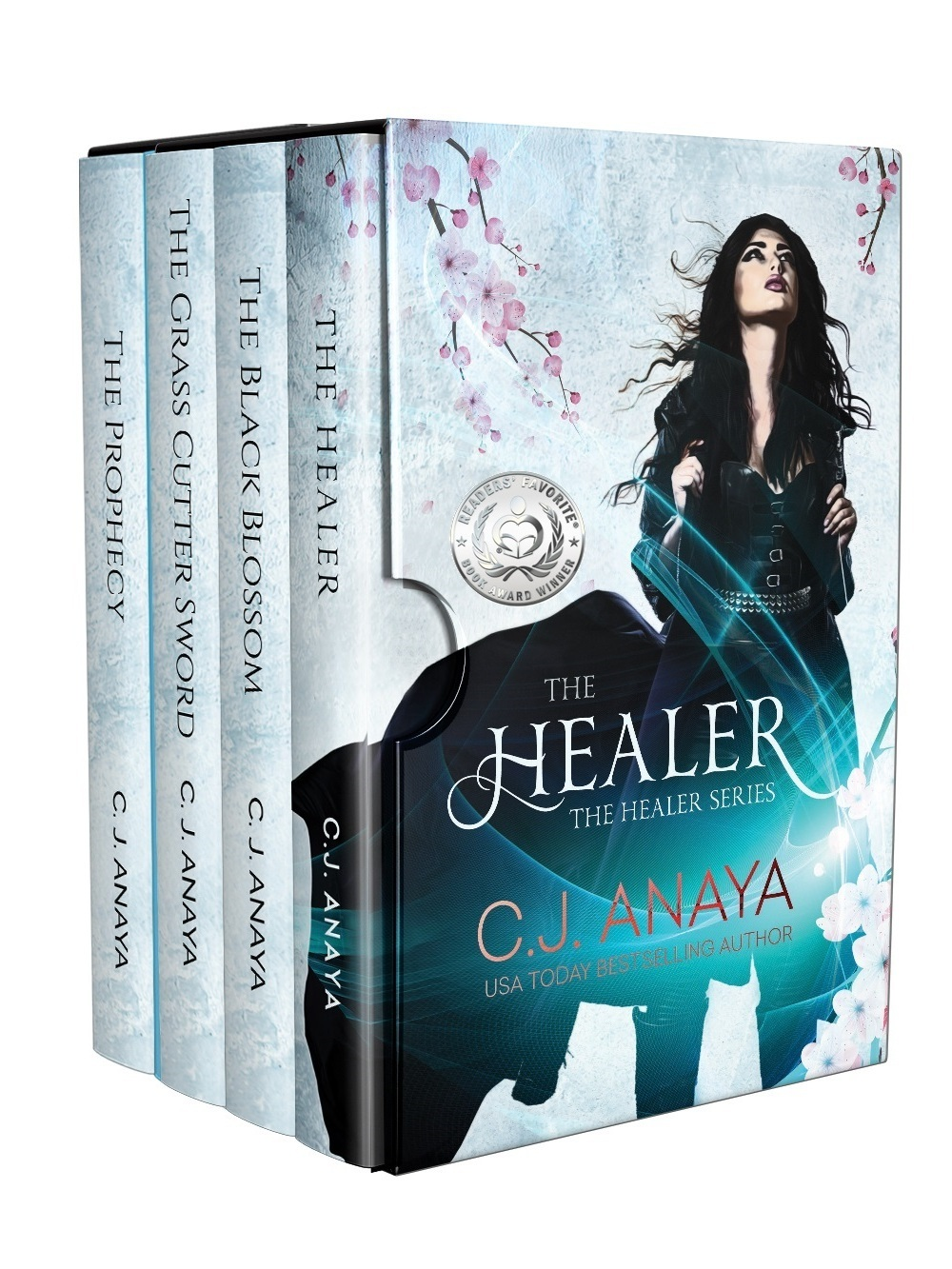 The-Healer-Series-Best-Seller