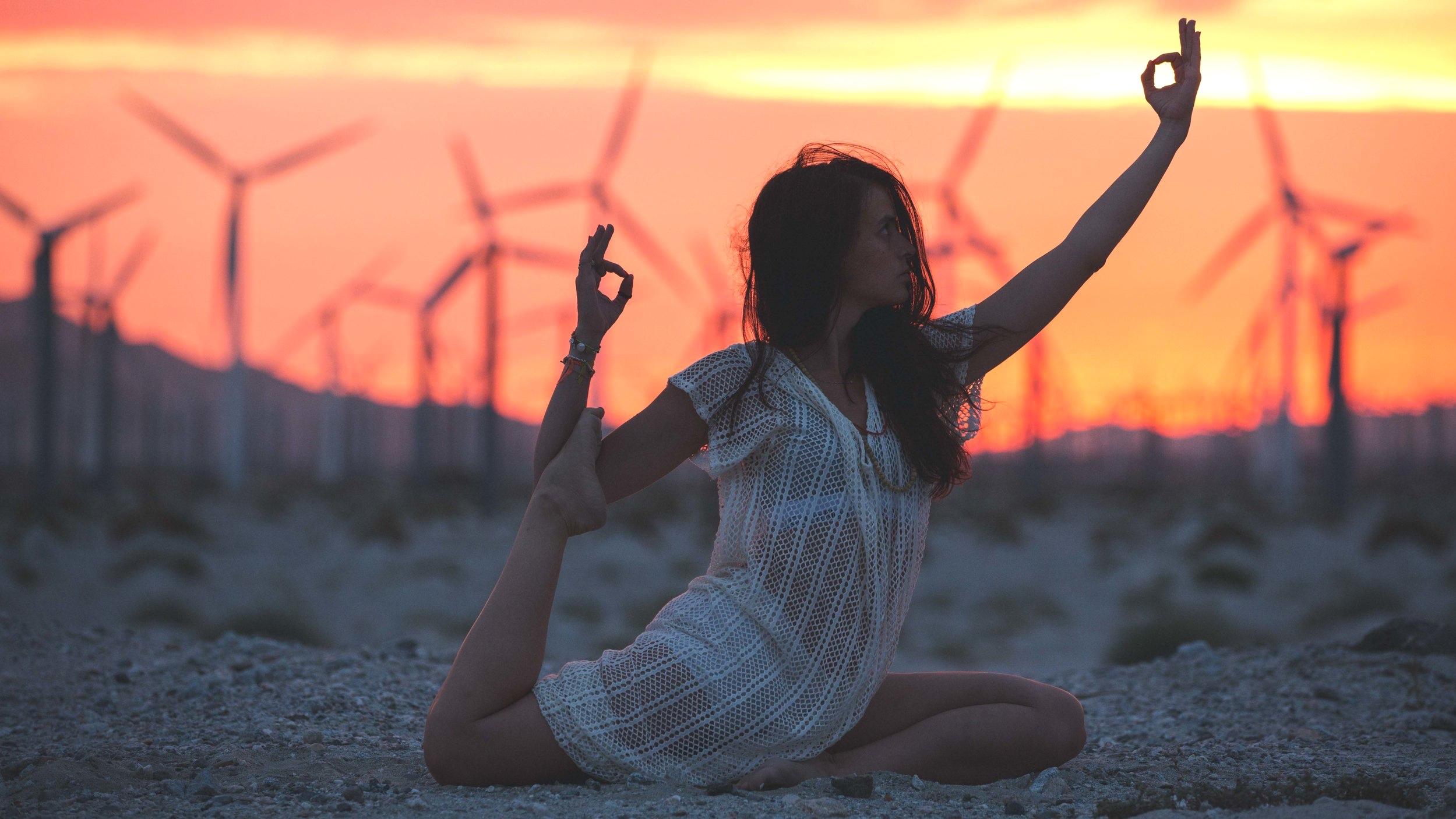 """Laure Bouys - """"Si je n'avais pas fondé Yoga Connect, j'entreprendrais pour le bien être des autres quoi qu'il en soit"""""""