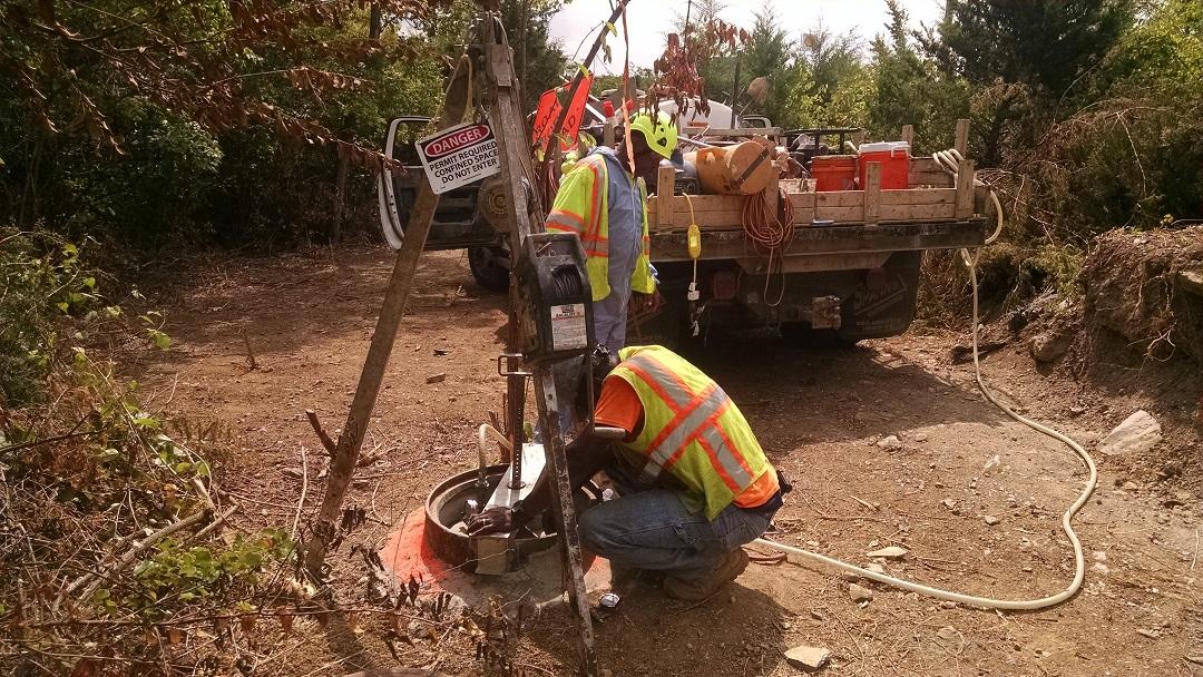 Manhole Testing