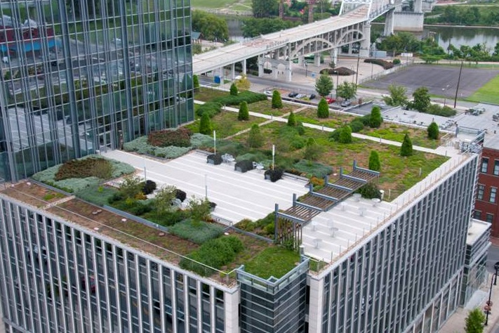 Learn about Green Infrastructure -