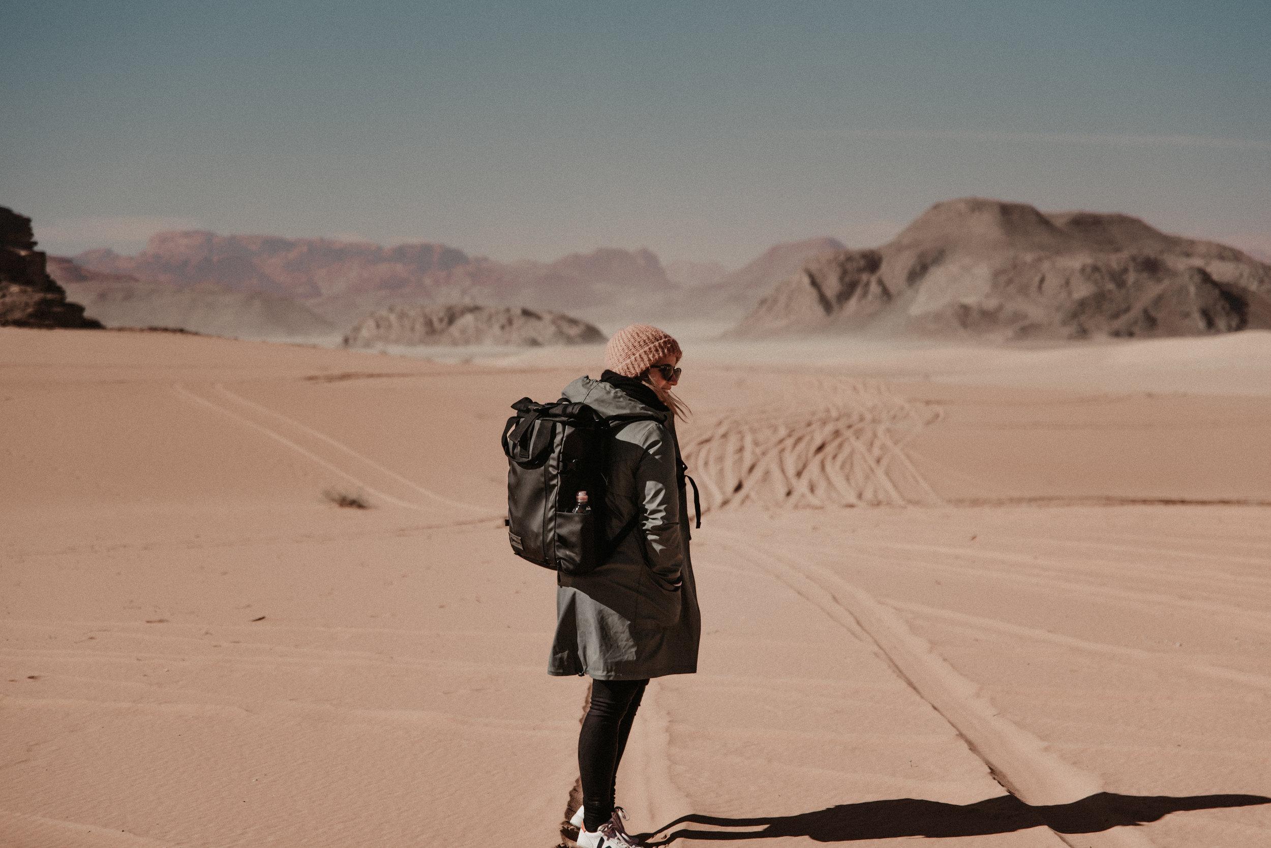 Wüste Jordanien