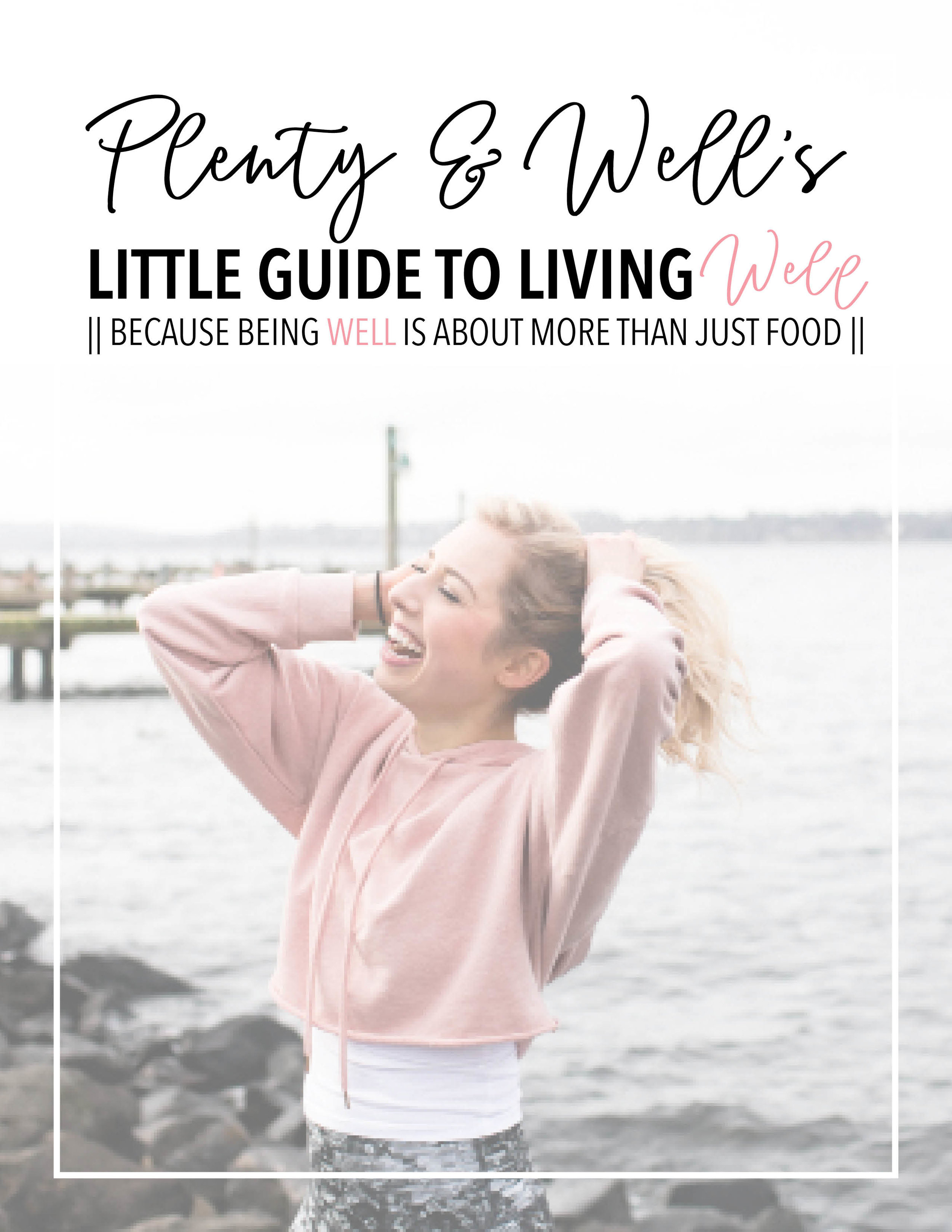 cover Plenty and Well's Little Guide to Living Well.jpg