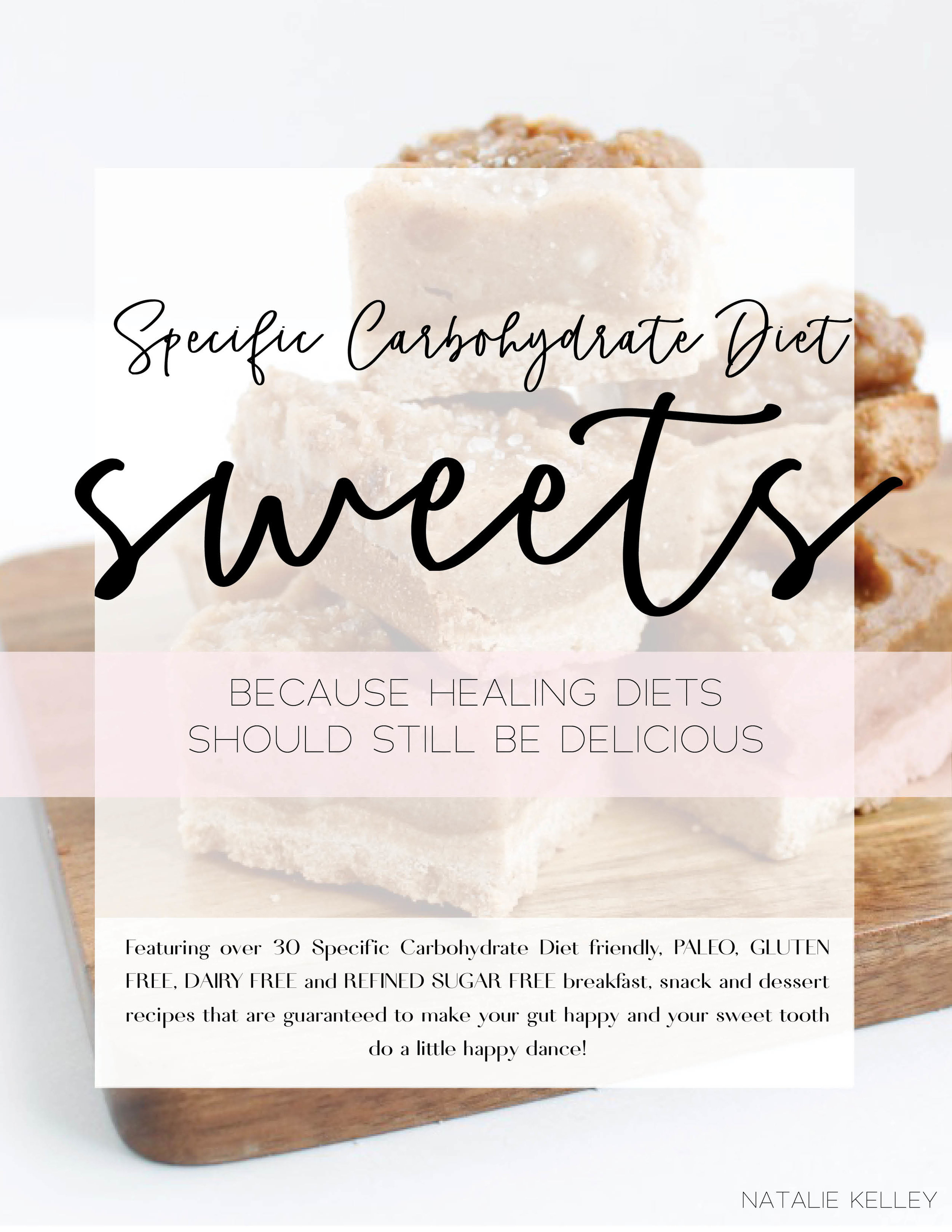specific carbohydrate diet sweets ebook