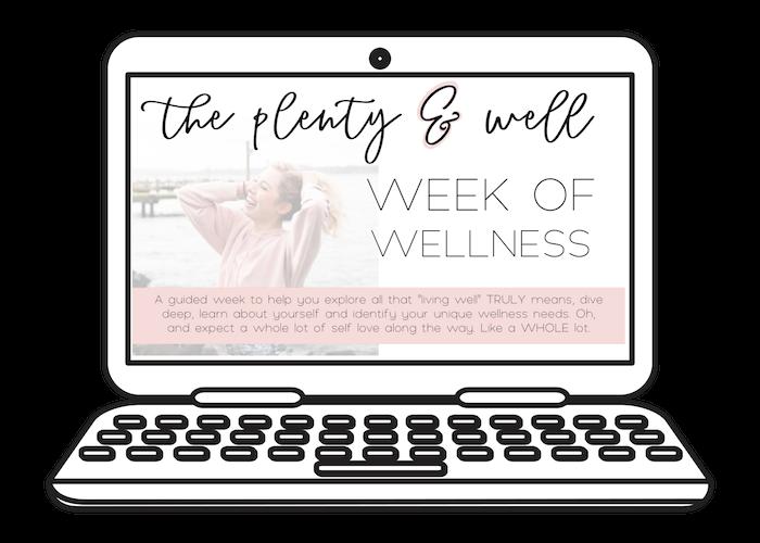 online wellness course