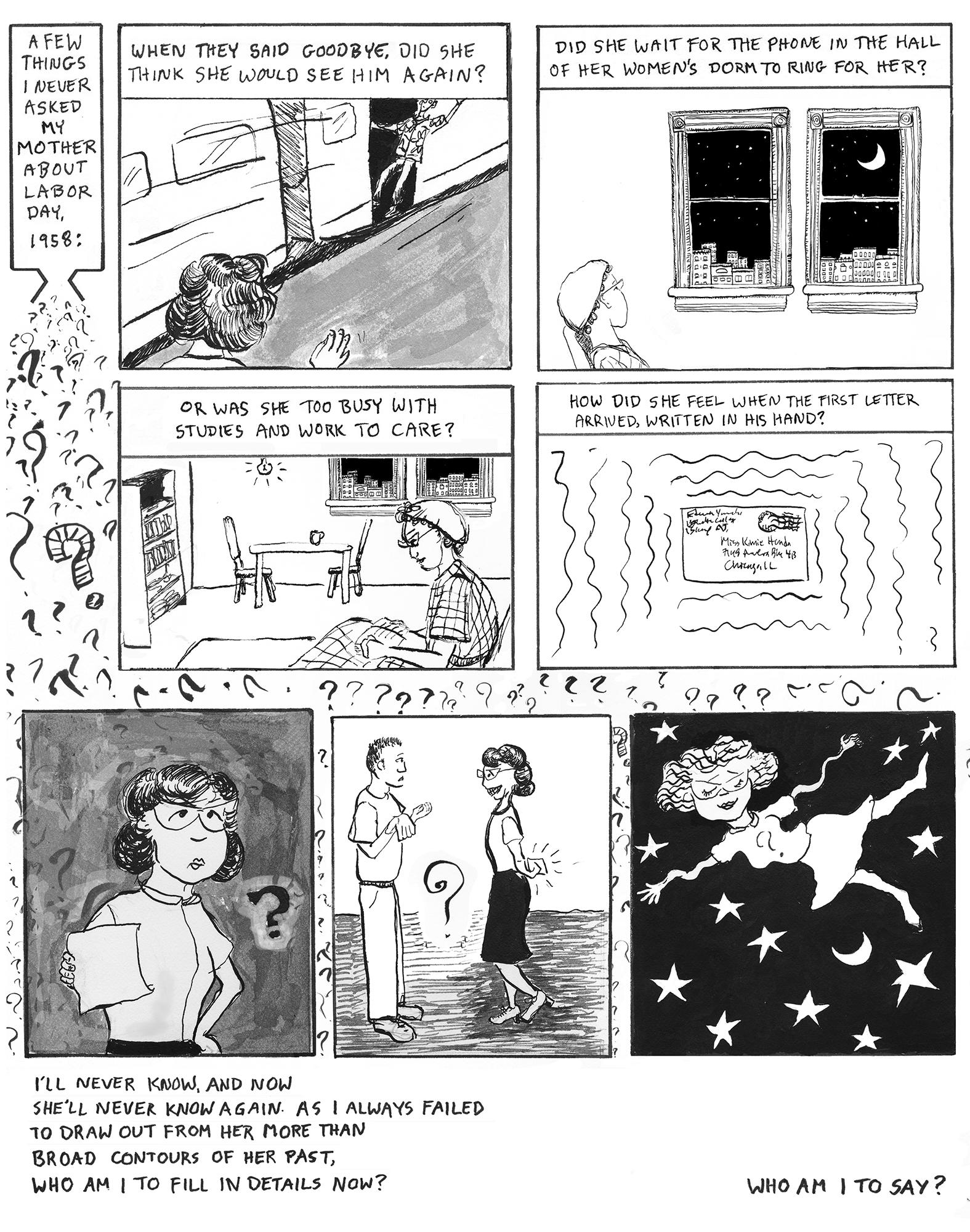 """""""Labor Date, 1958"""", p.8"""