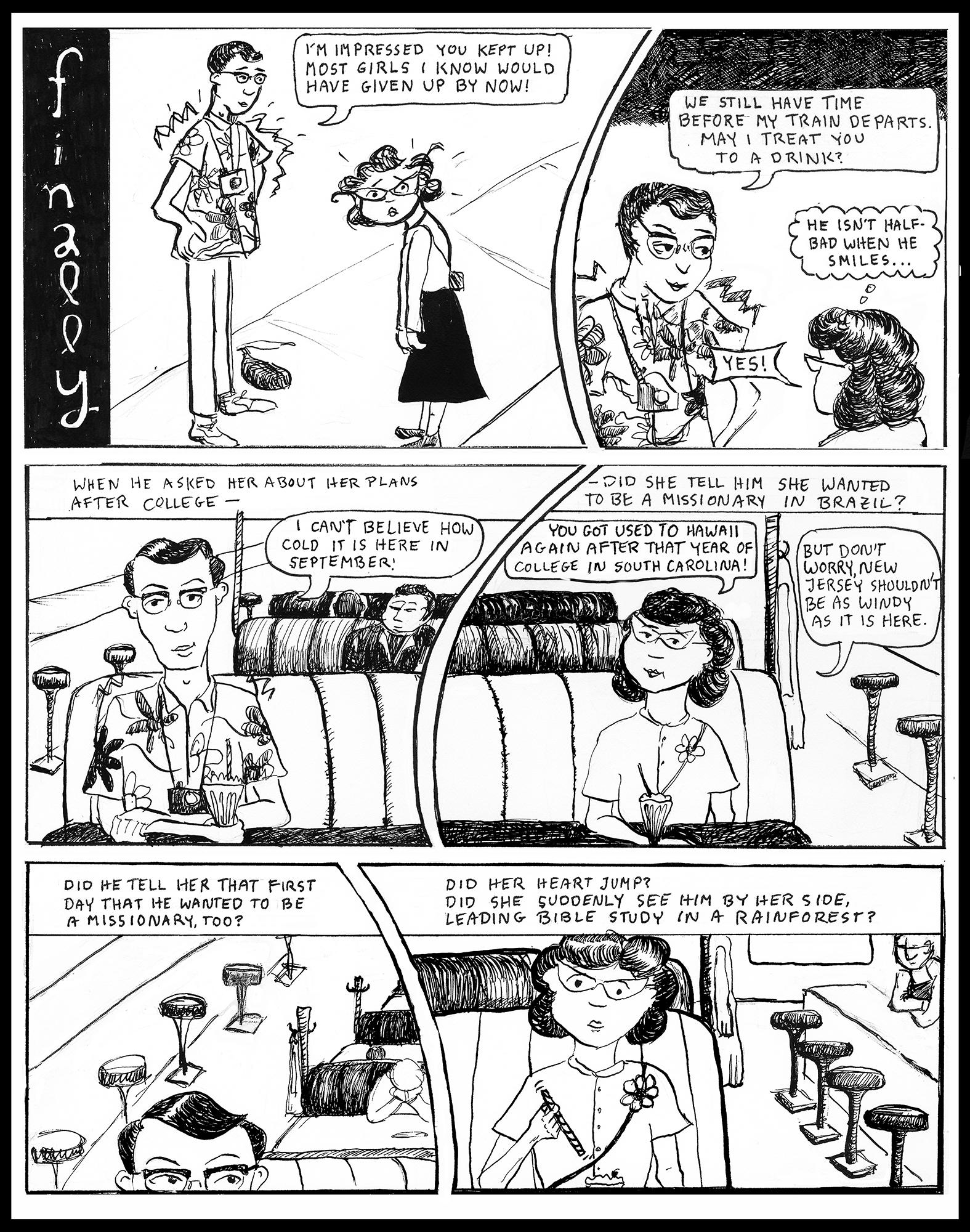 """""""Labor Date, 1958"""", p. 5"""