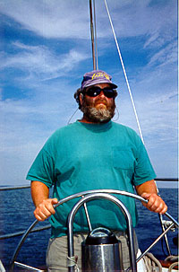 Captain Bob rice - Bob first came to the Cape in the 1950's on family vacation. His first sail was on Cape Cod Bay and he went on to captain the 42