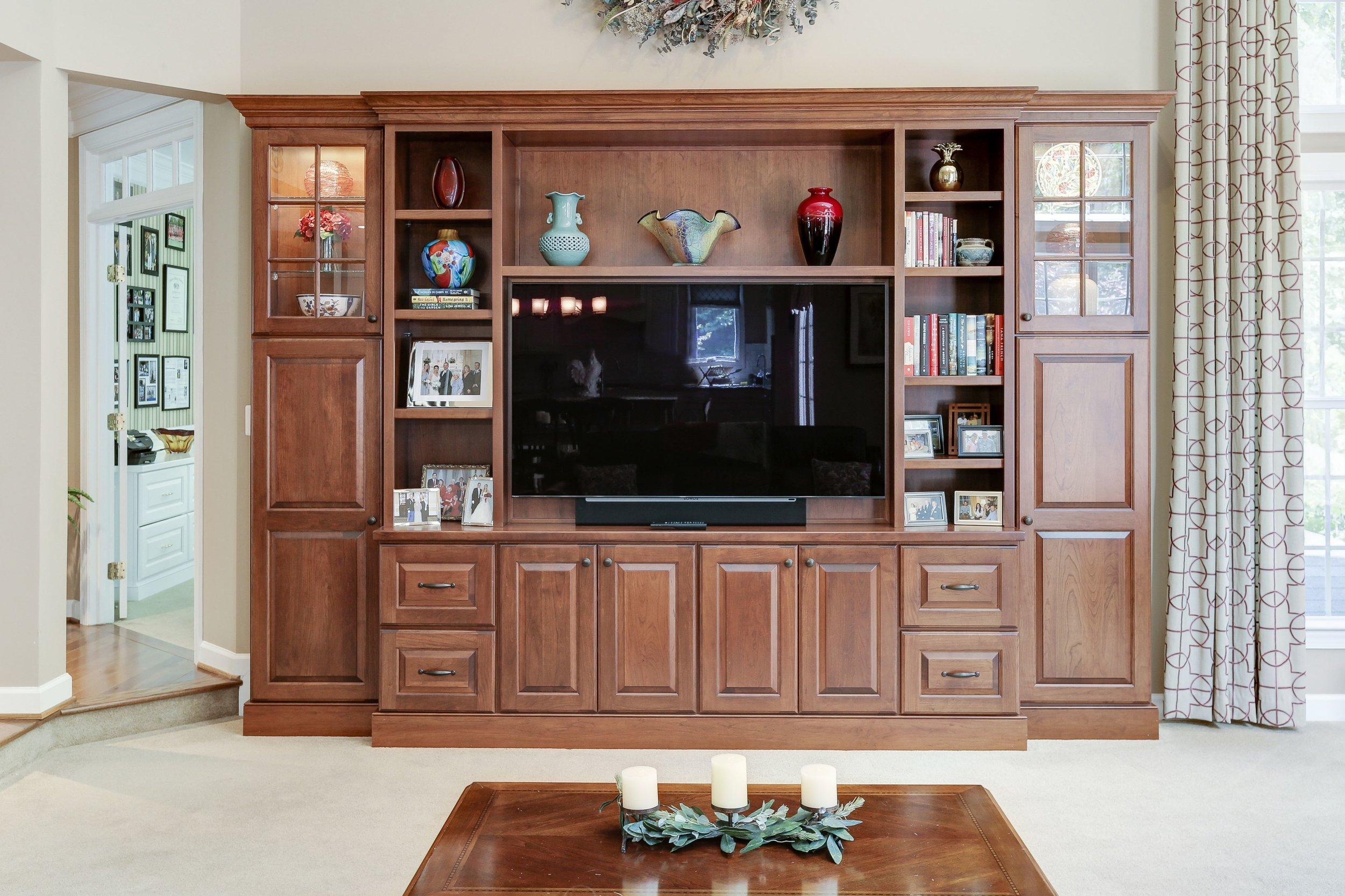 Fairfax Station Living Room