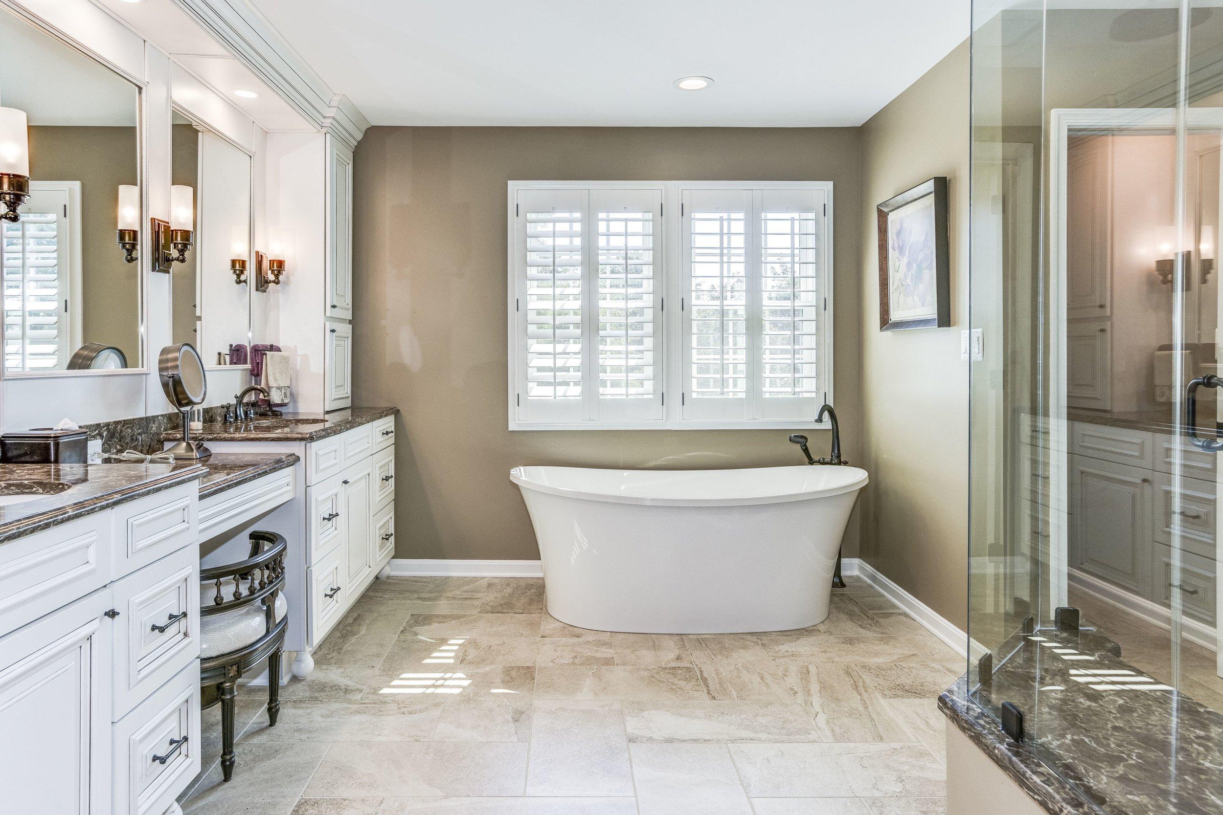 Haymarket Master Bath