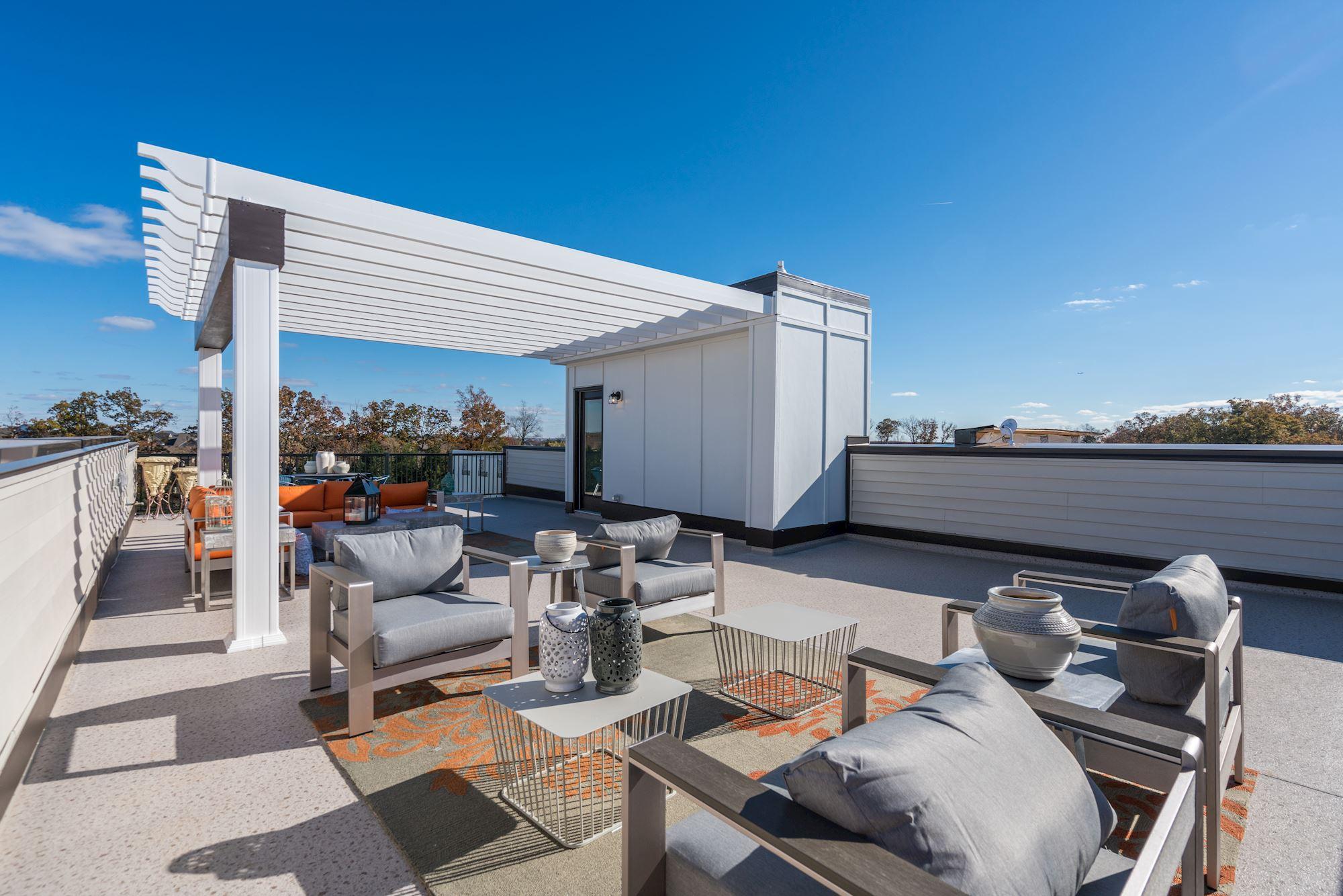 Brambleton — Terrace Patio