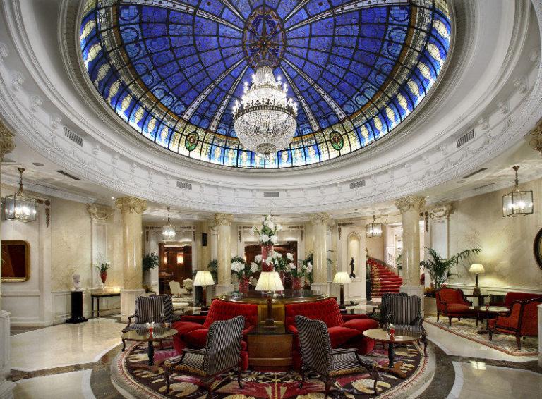 Gran Melia Fenix Hotel Madrid
