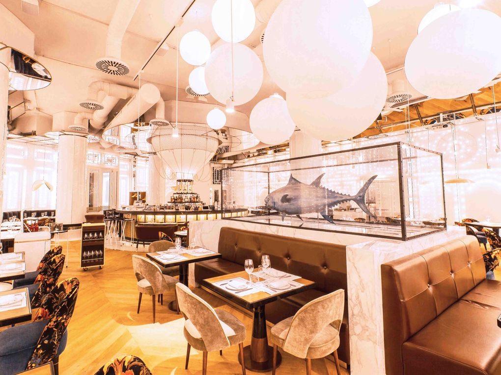 BiBo by Dani Garcia Restaurant Madrid Spain
