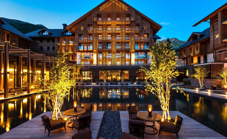 Chedi Andermatt Hotel