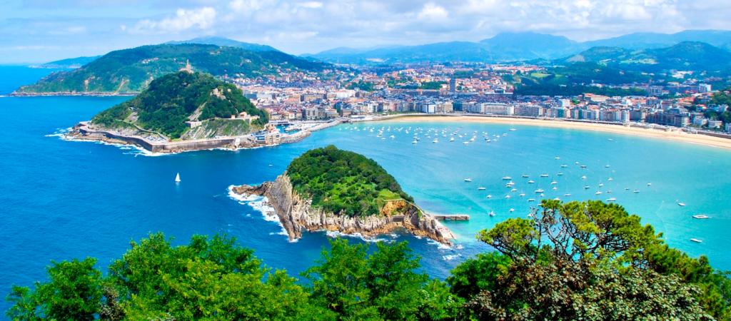 Five Days in San Sebastián, Spain