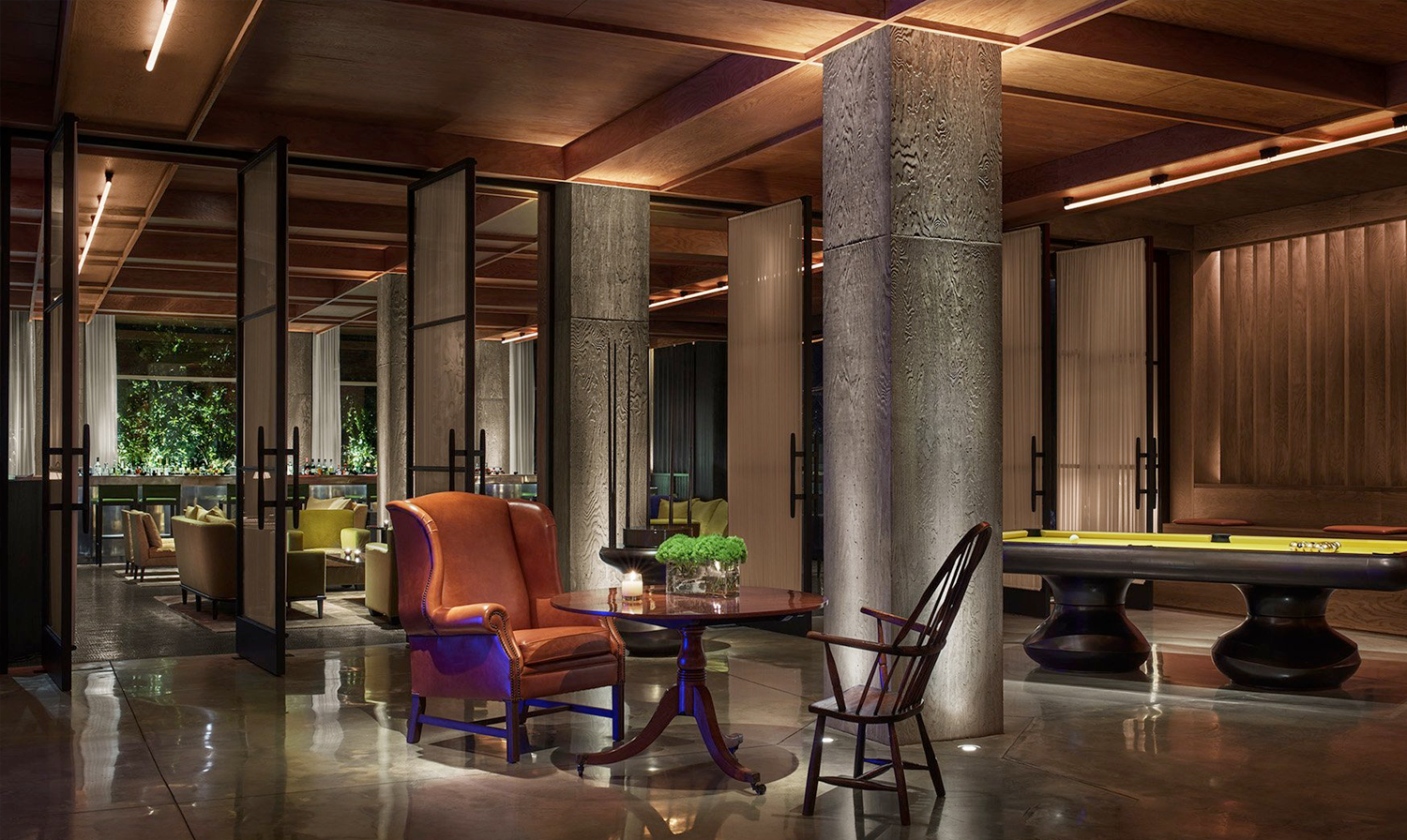 The Public Hotel New York from Ian Schrager