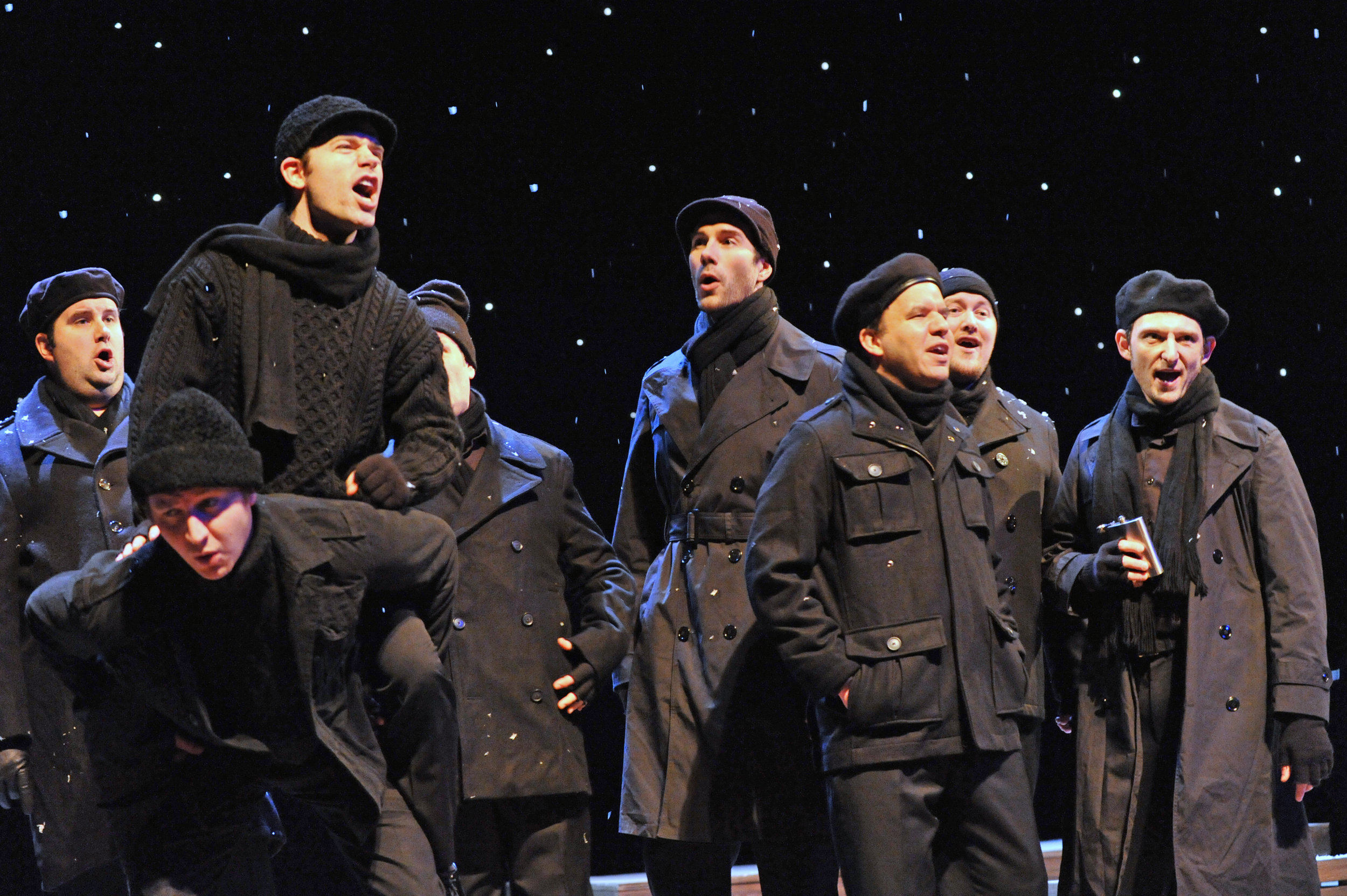 All is Calm: The Christmas Truce of 1914 - Written by Peter Rothstein, vocal arrangements by Erick Lichte and Timothy C. Takach