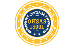 OHSAS 18001: 2007    – Occupational Health and Safety Management System