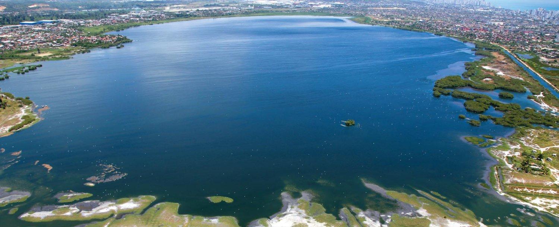 Olho d'Água Lagoon in Jaboatão dos Guararapes (PE)