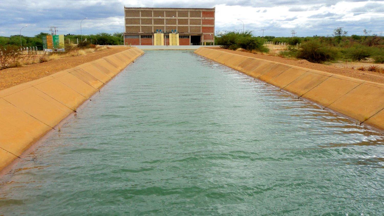 Salitre Public Perimeter of Irrigation in Juazeiro (BA)
