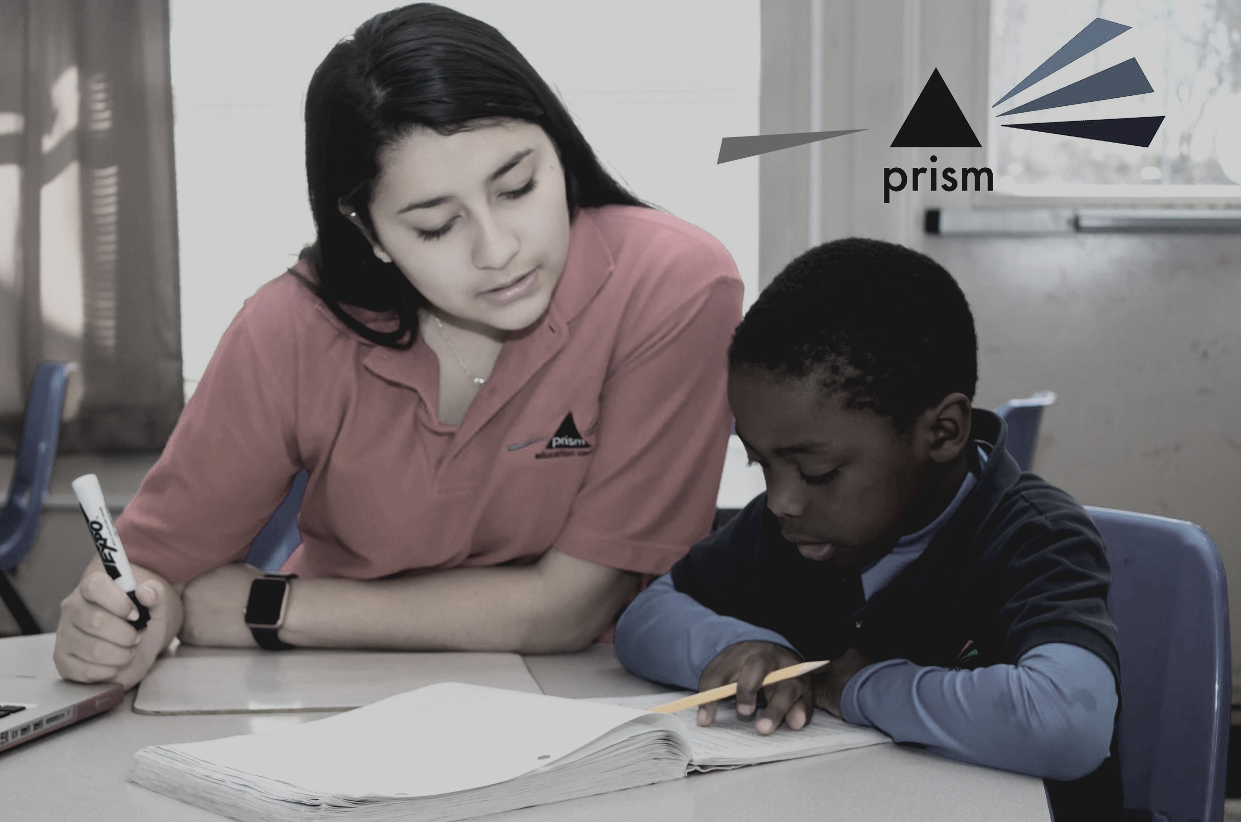Learn More about Prism's Internships for 18-24-year-olds - Change your life. Change a child's life. Change the world.#makeyourmark#prismleadershipacademy