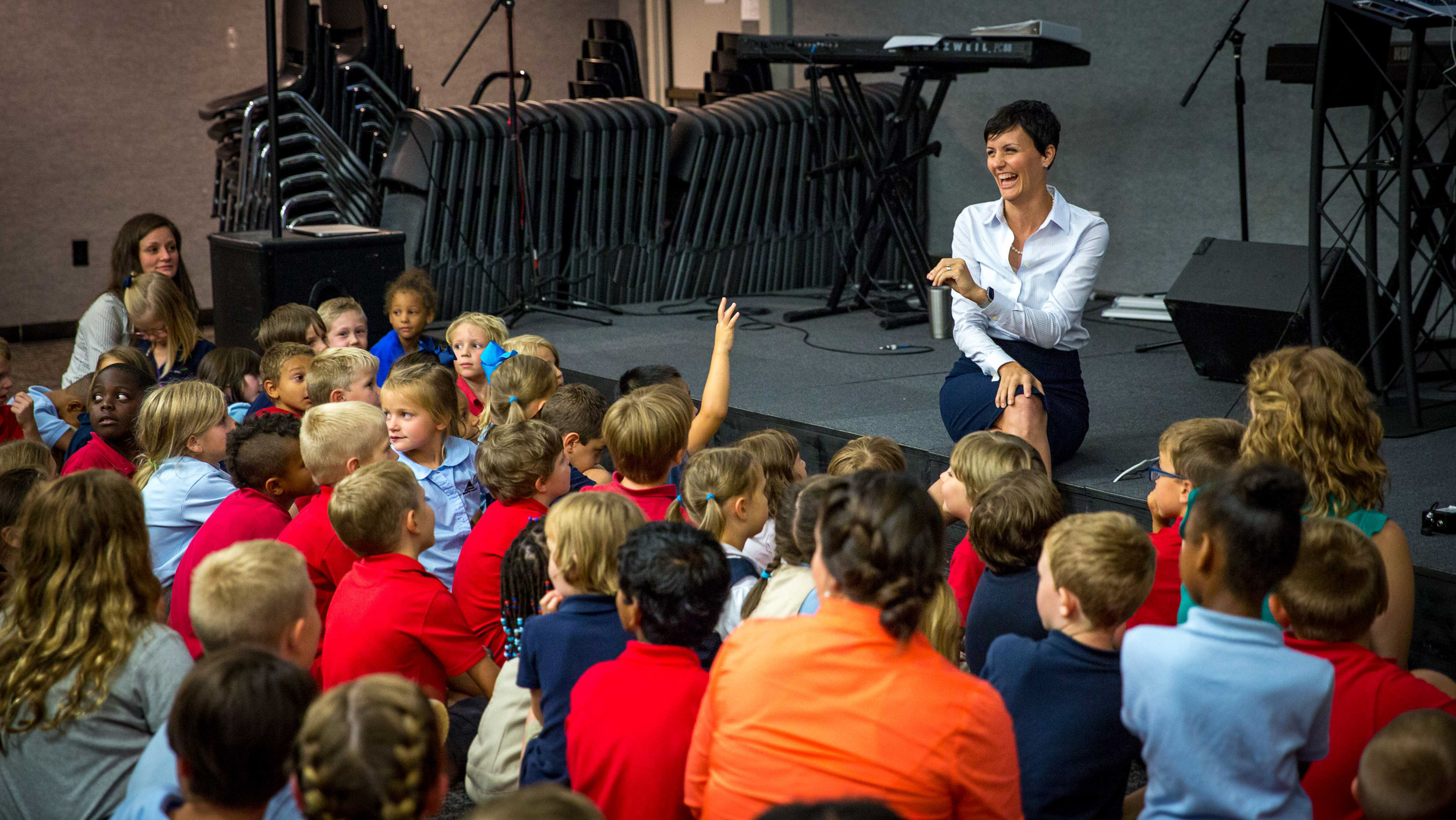 Weekly_Private_School_Assembly