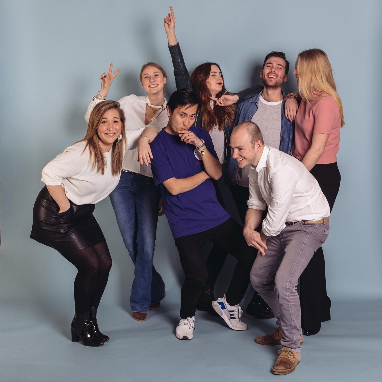 werken bij TIM - Elke dag bezig zijn met creators, tech, marketing en dan ook nog in hartje Amsterdam op het Rokin? TIM is hiring!