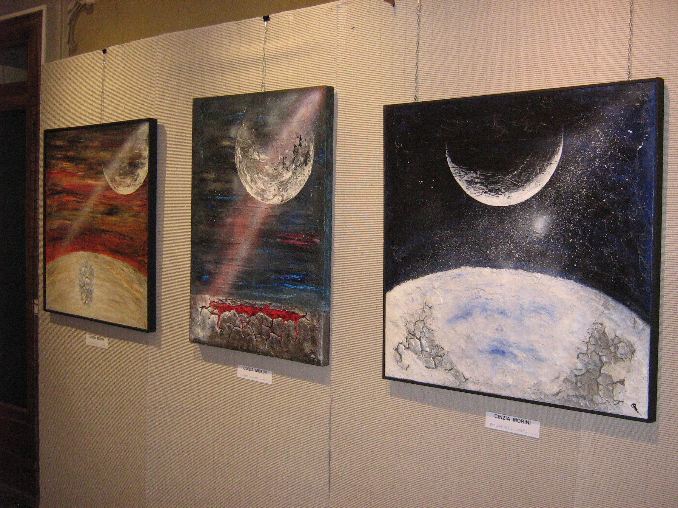 Novemberart 2009 - Galleria Vicolo San Tiburzio - ArtEmilia Parma