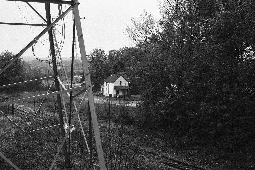 Excerpts from Summer in Lundsville, Pennsylvania , (Photographed in Northeast Ohio.), 2018