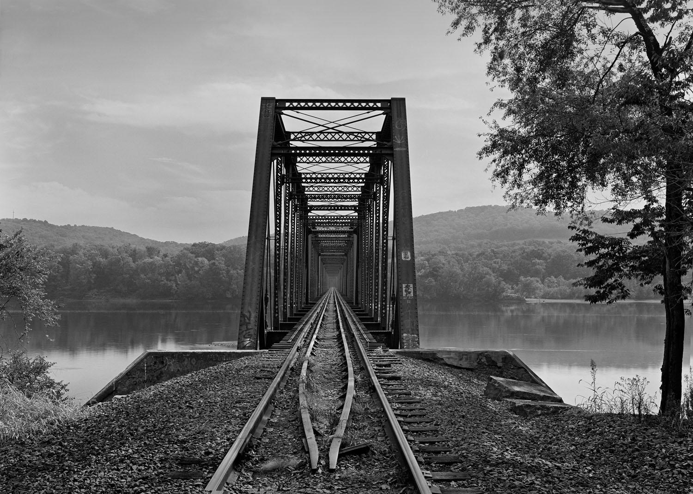 Pratt Truss Bridge, Susquehanna River, Selinsgrove, Pennsylvania