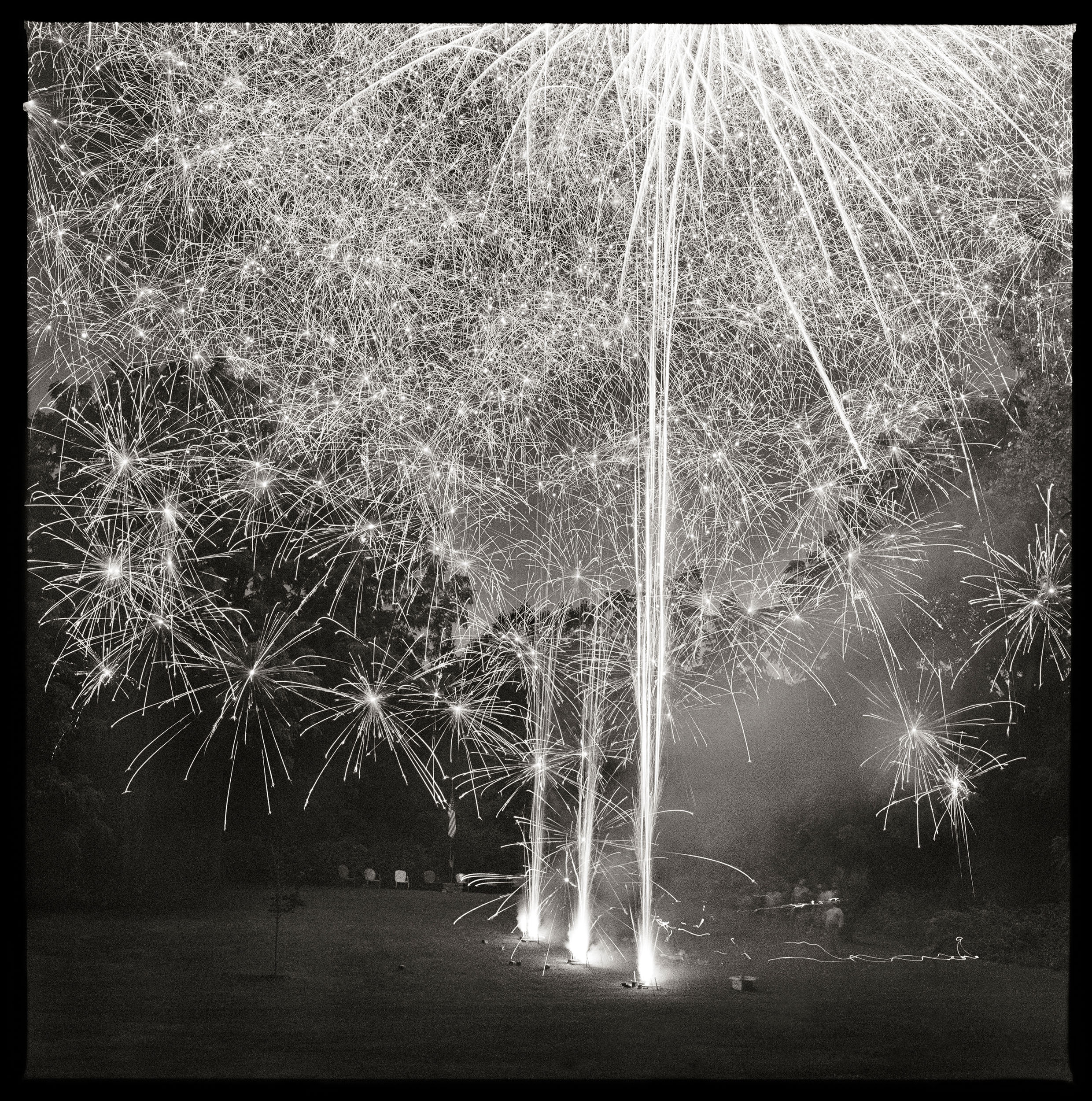 Eric Kunsman, Palmyra, NY- July 4th 2015, Palmyra, NY, 2015 20 x 20 inches Archival Pigment Print