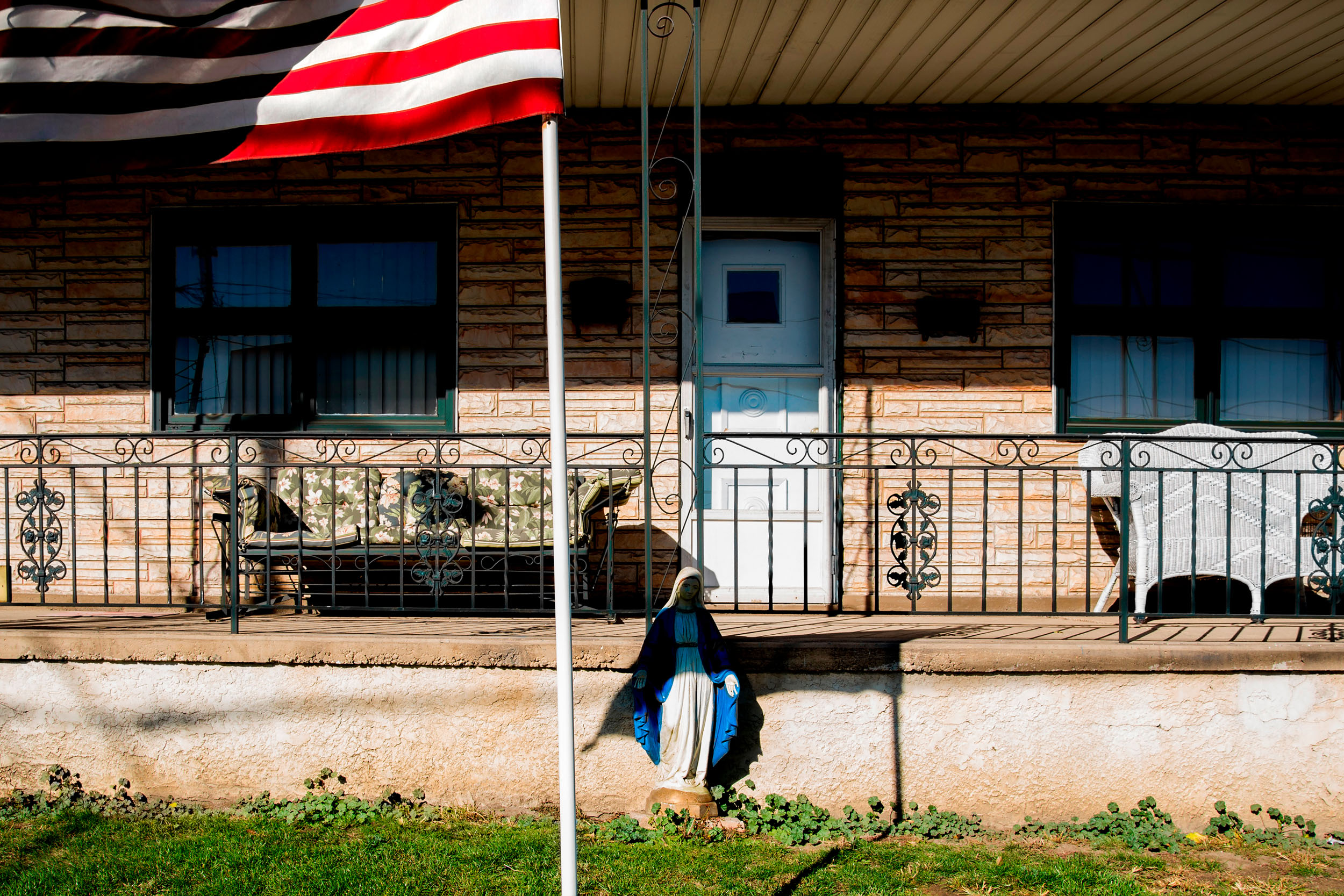 Parker Reinecker, Home, Scranton, Pennsylvania, Scranton, 2014 30 x 24 inches Archival Pigment Print