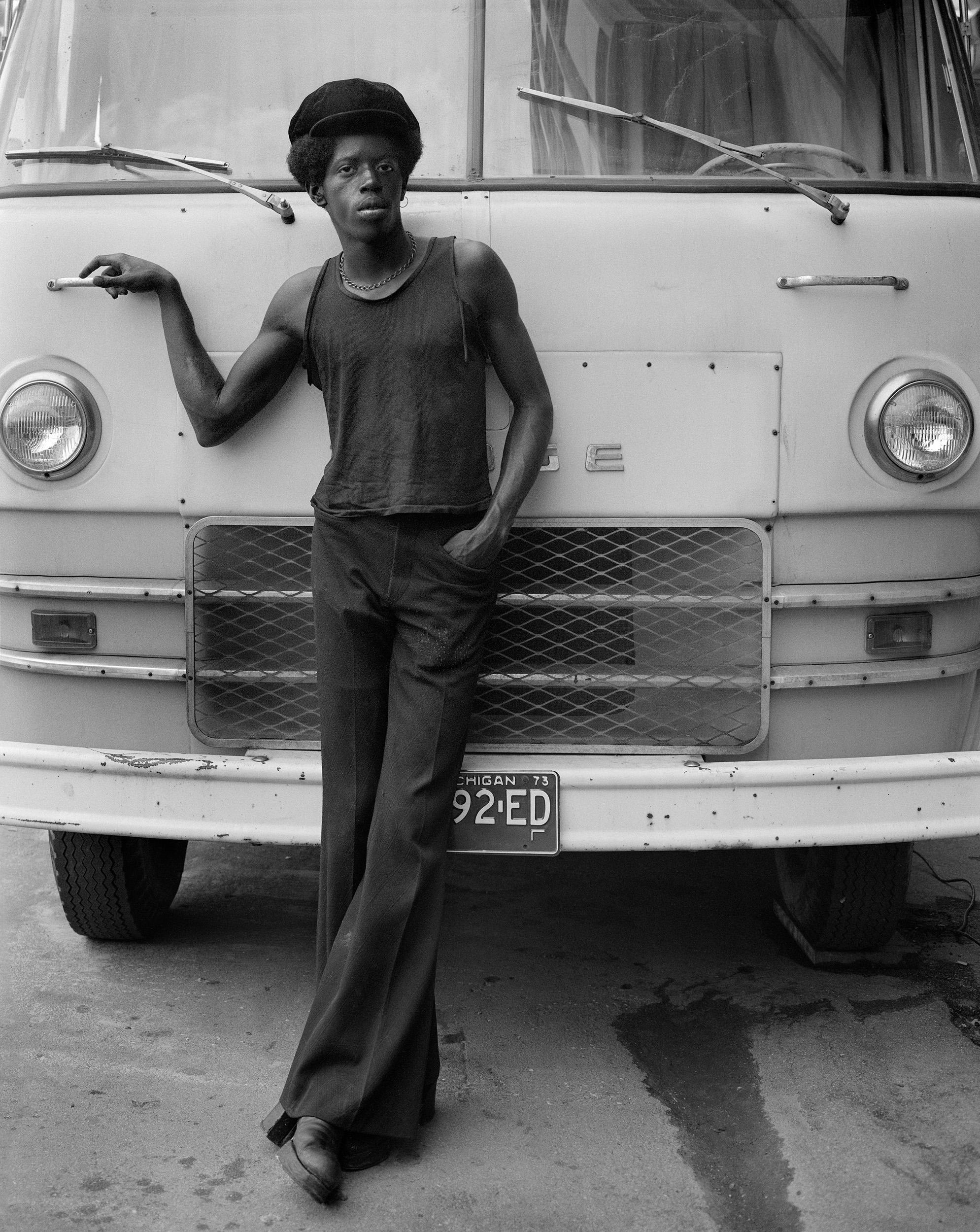 Jonnie, Detroit 1972, Detroit, Michigan, 1972