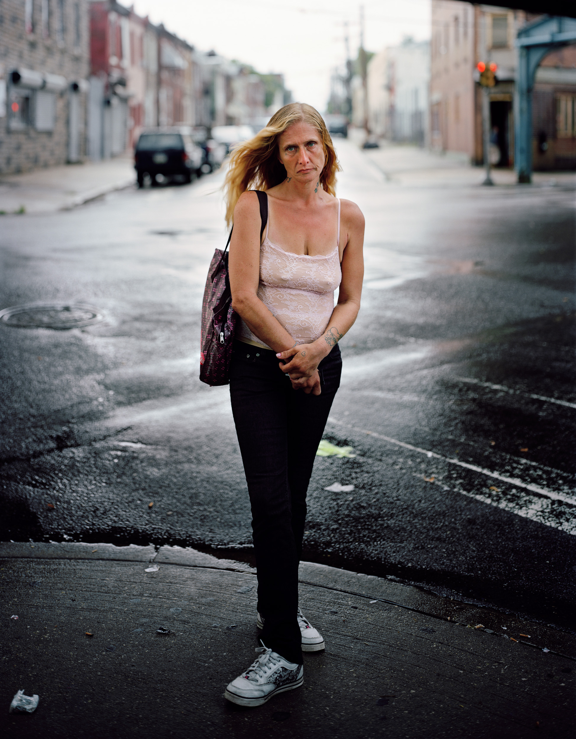 Carol, North Philadelphia, 2010