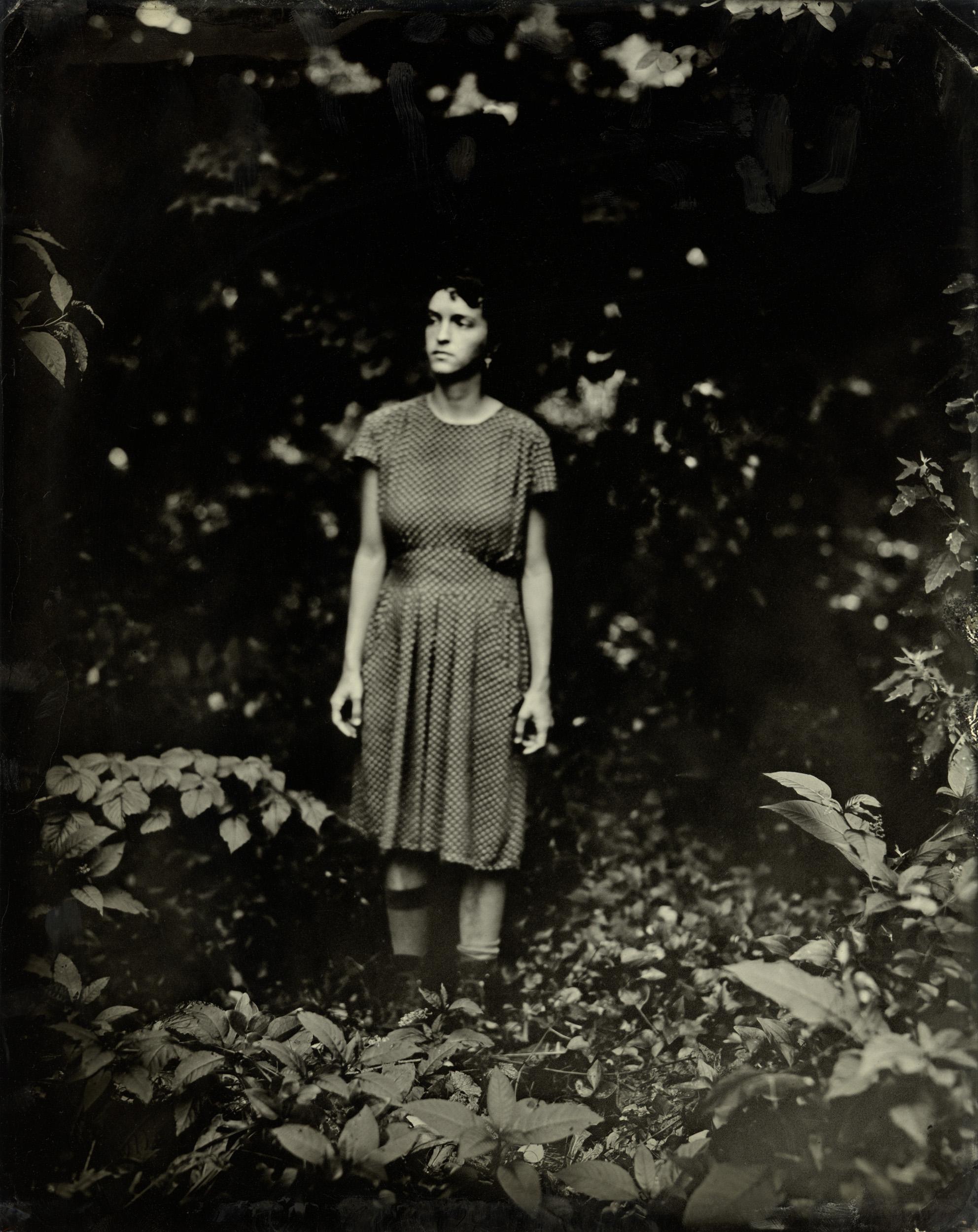 Aviva Stiegmeyer, Keezletown, Virginia, 2013,  Tintype