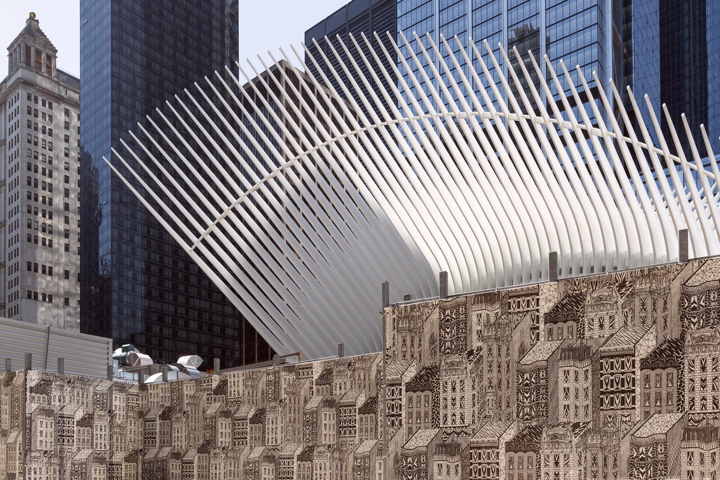 WTC Path Station #2, NYC, 2018