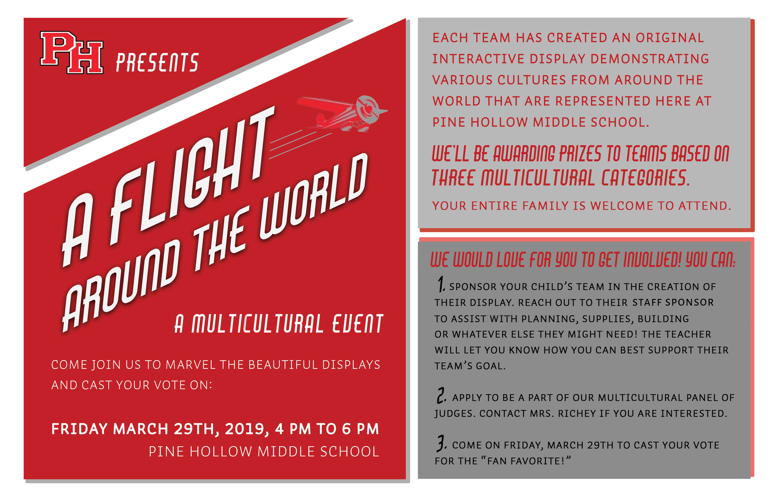 A Flight Around The World flyer