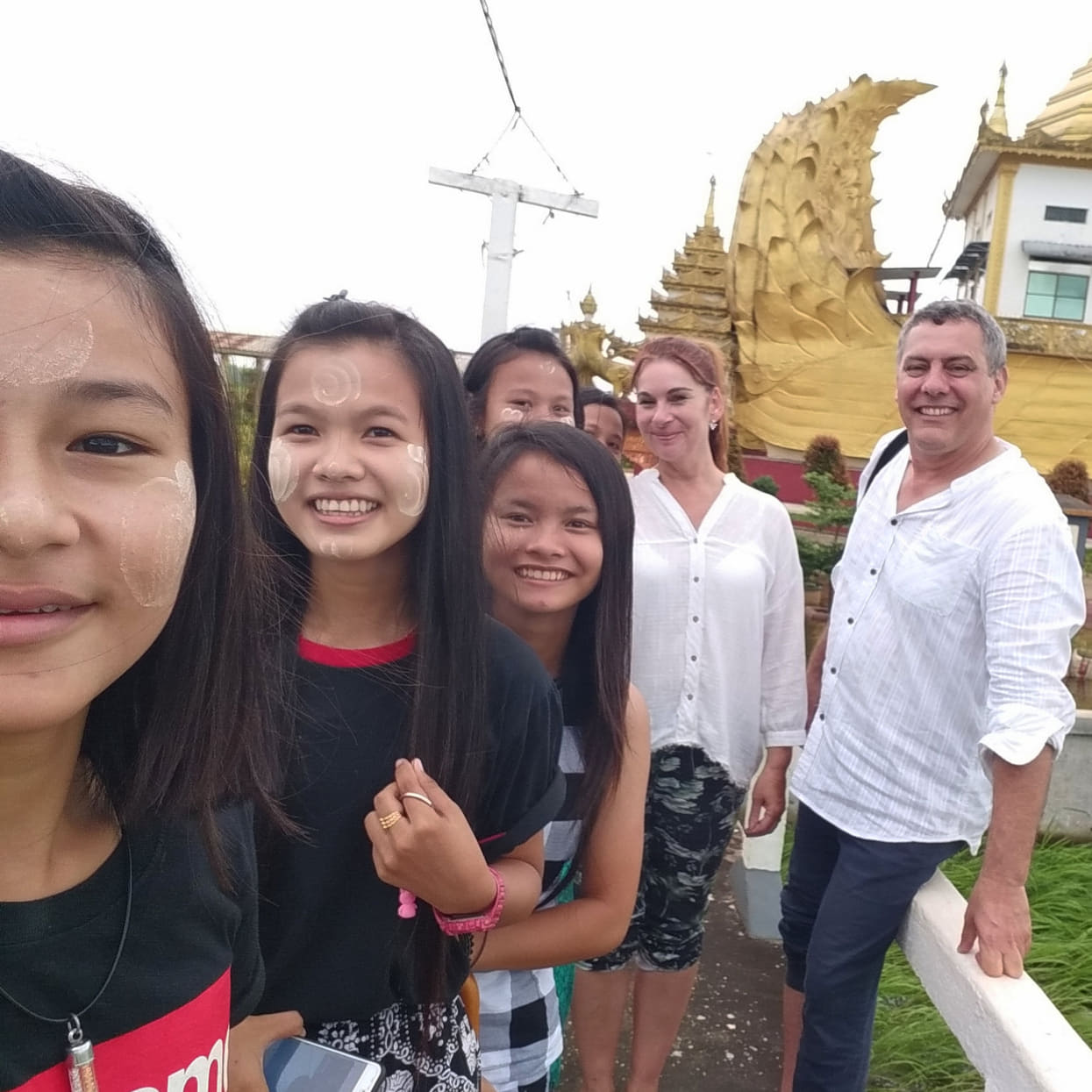 Teach English and empower youth in Myanmar