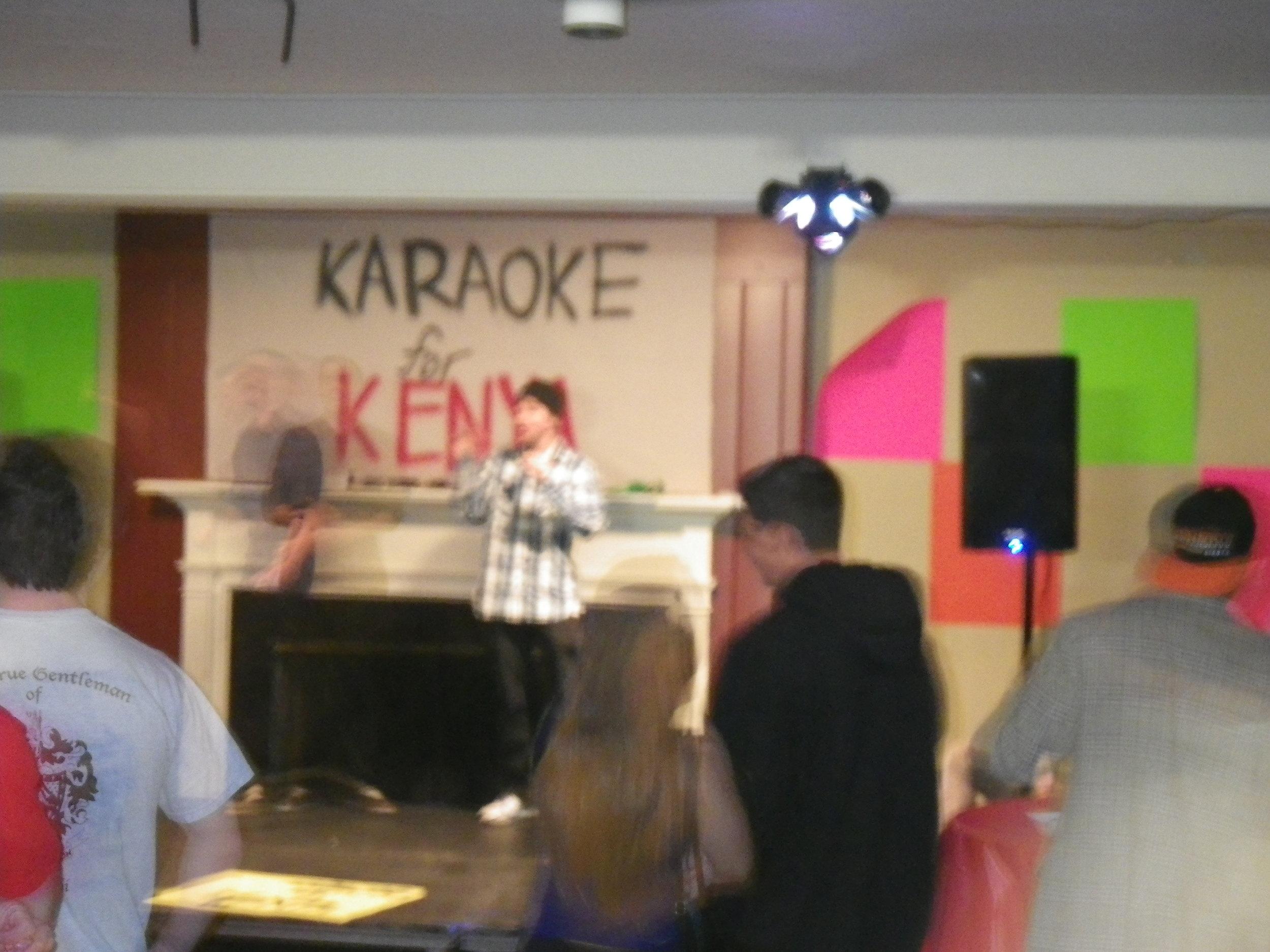 Karaoke For Kenya