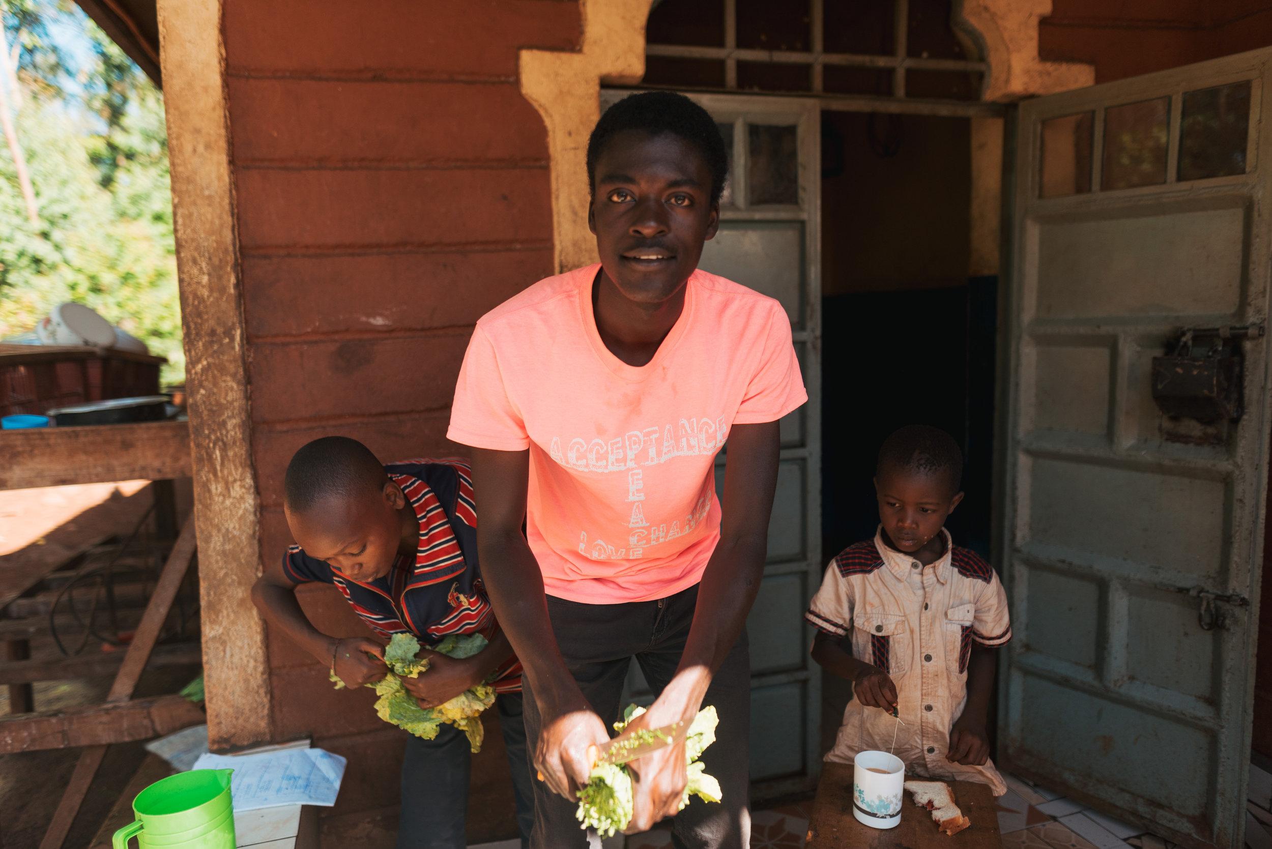 Gordon Onyango Olouch - Dormitory Patron