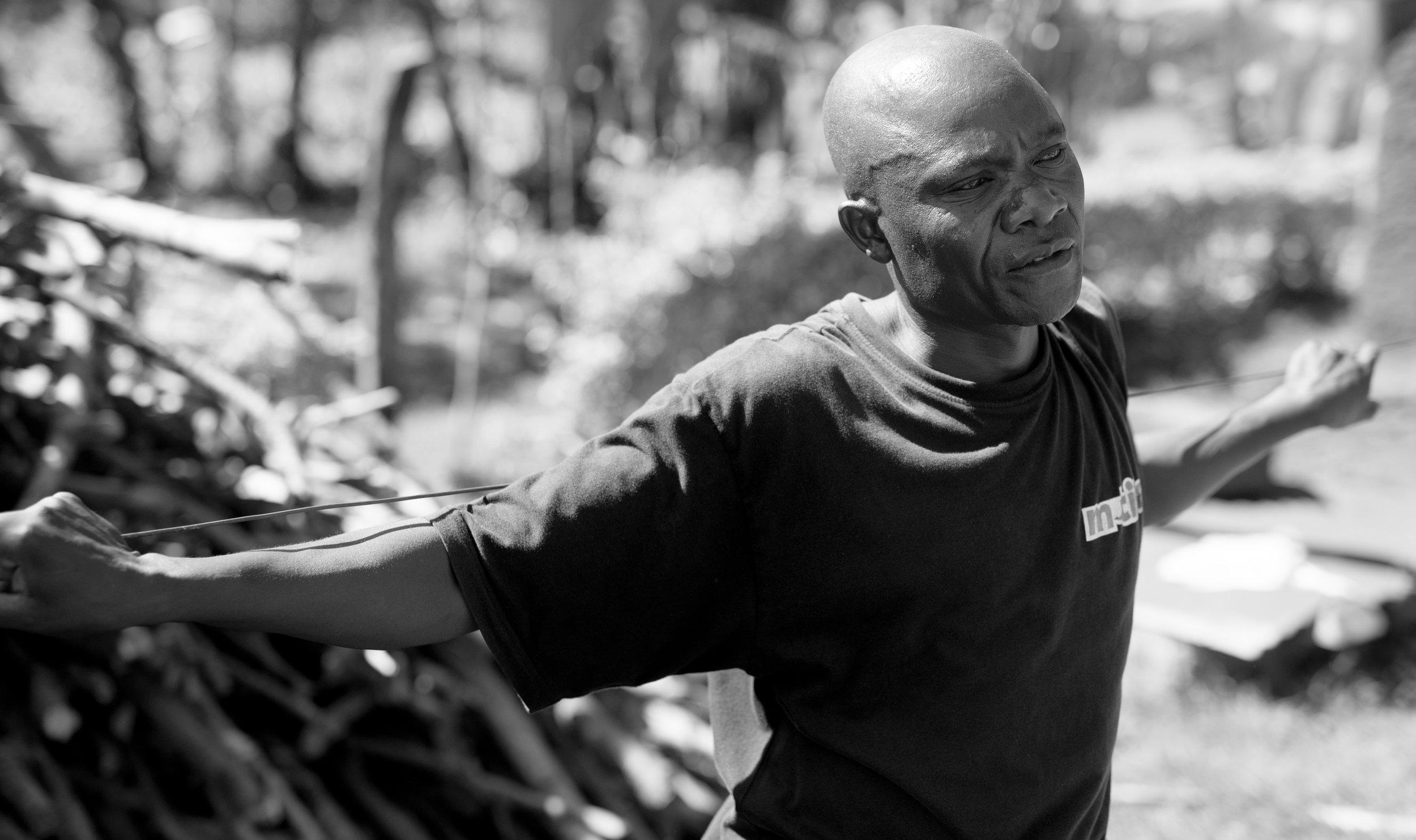 Isahia Maseno Ochieng - Groundskeeper