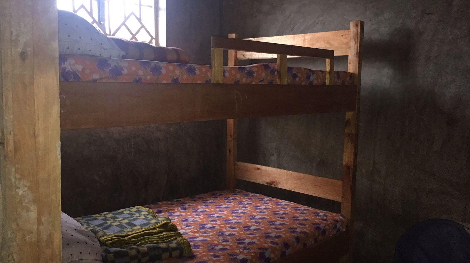 Volunteer Beds