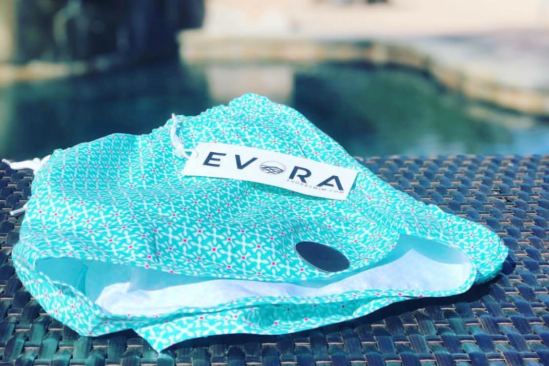 Evora Swim - High quality swimwear, with a purpose. Looking this good never felt this good too.