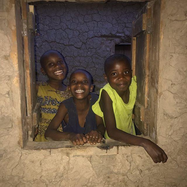 People ask us where we sleep on #thewalkafrica