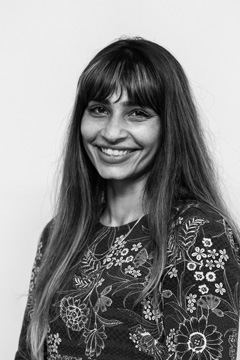 ZOONA KHALID  Volunteer Co-Chair
