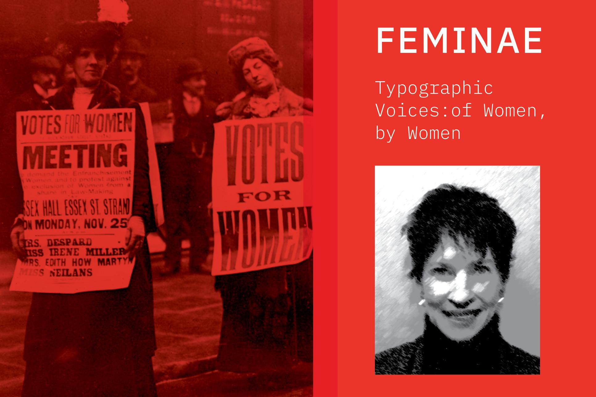 Gloria Kondrup presents FEMINAE