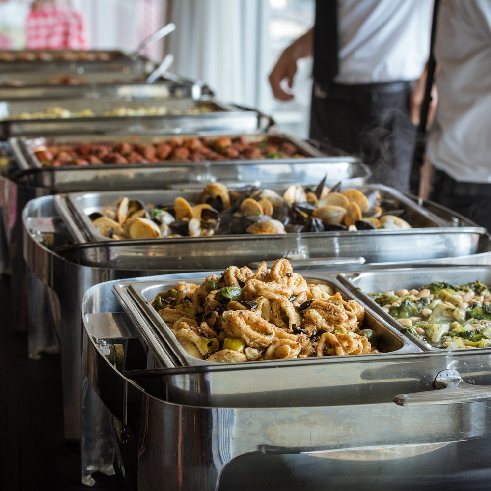 Belle Verde Catering Menu - • Maximum capacity 144 guests• Outside desserts permitted with health department permit• $1000 non-refundable deposit required to hold event date • Table confetti not permitted