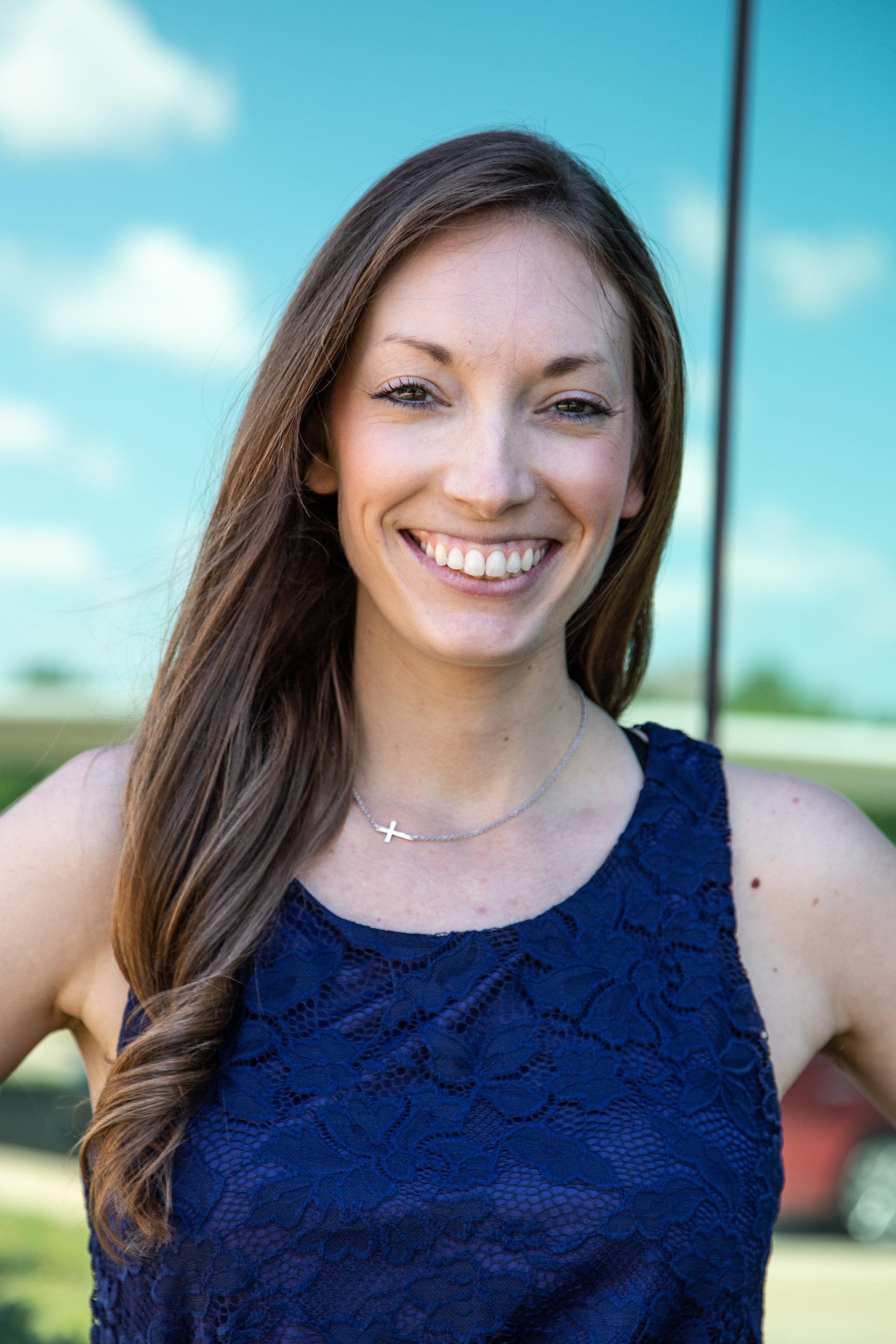 Kara Graham - Volunteer + Events Coordinator / HR