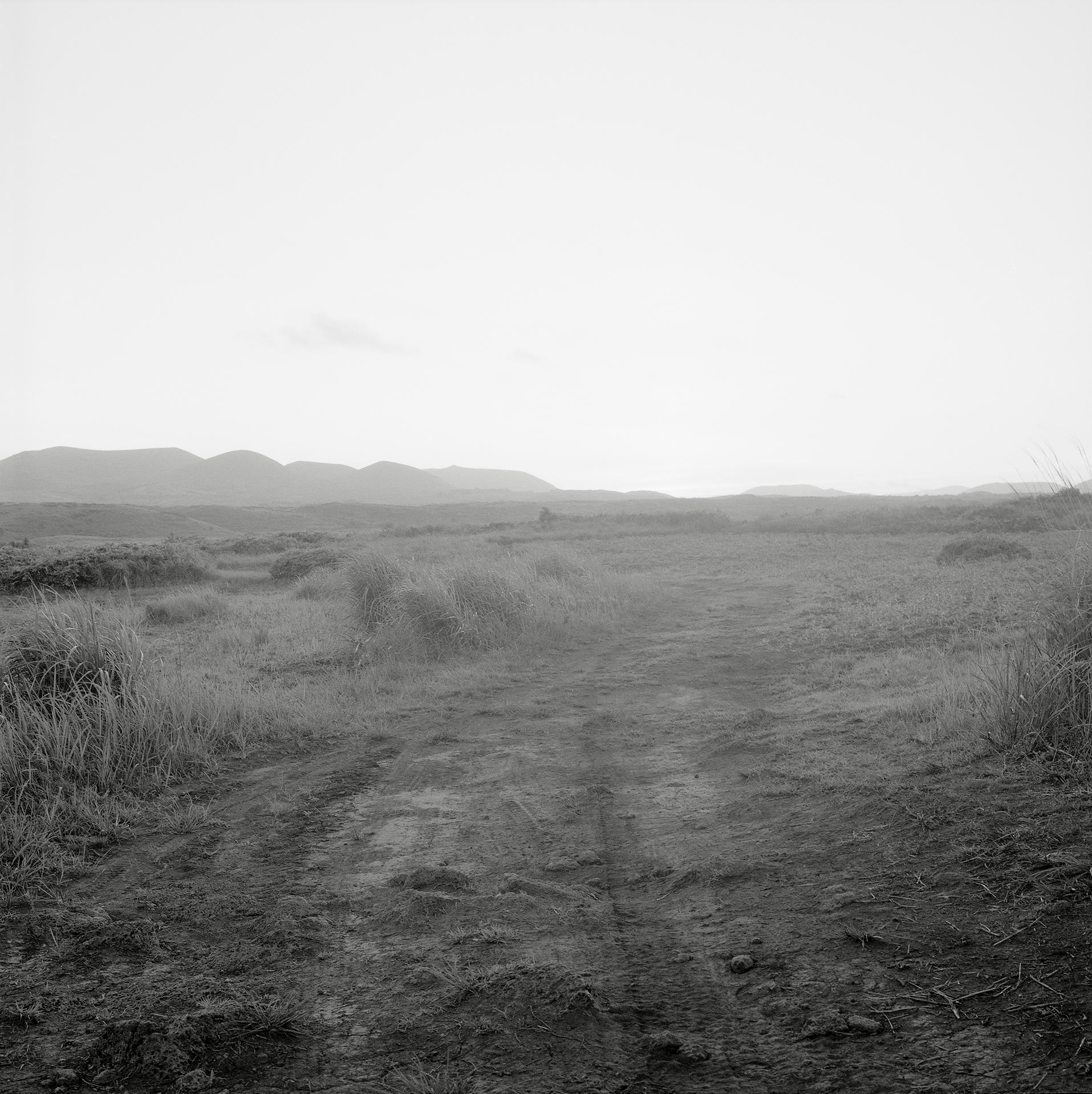 Silent Passage : sp 010   gelatin silver print, framed  50 x 50cm, 1993