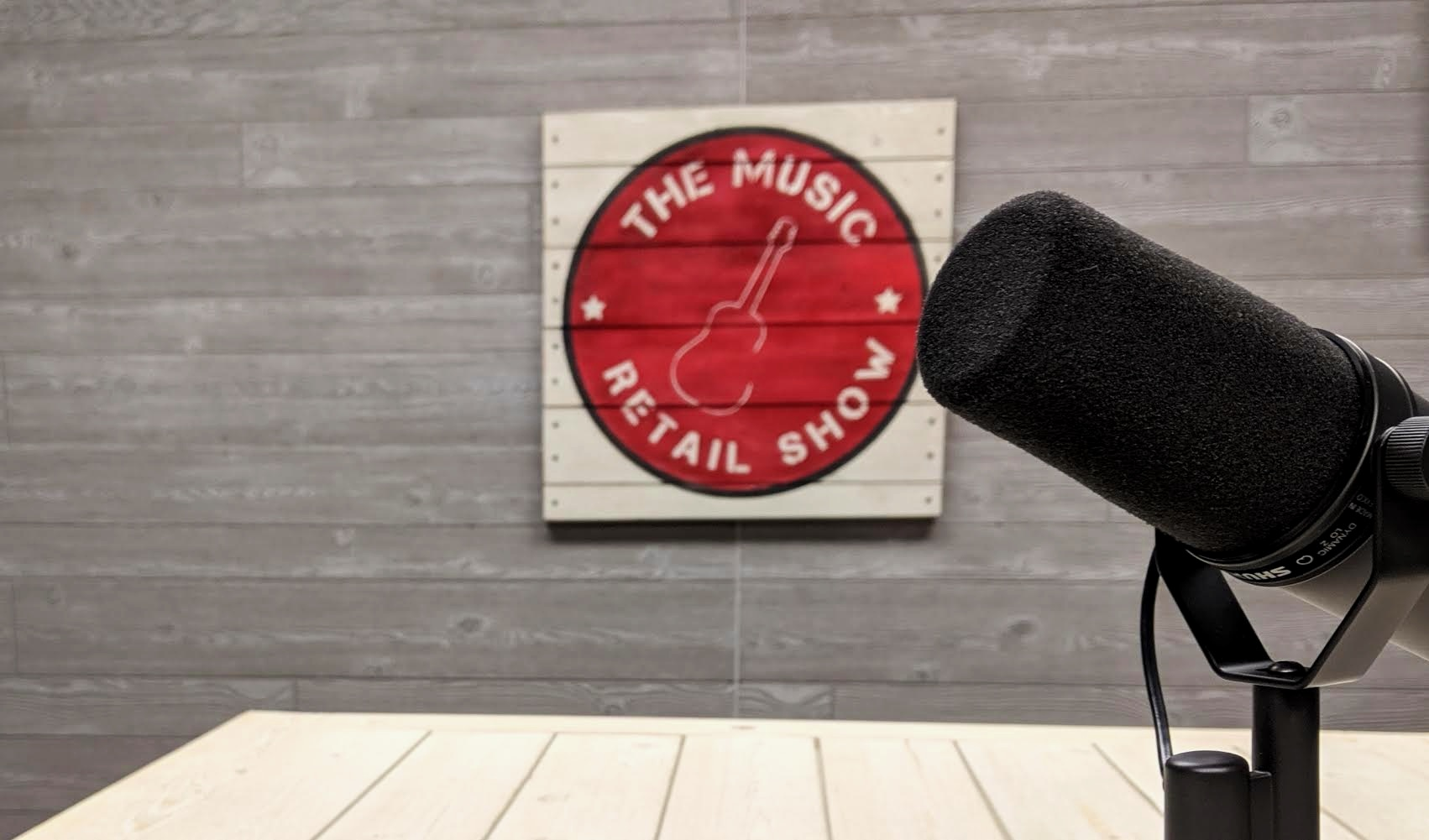 Our Mission - The Music Retail Show is a podcast dedicated to encouraging and inspiring those in Music Retail and the Musical Instrument Industry.