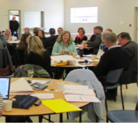 Session participants at the CEHC Annual Conference, Nov 28th